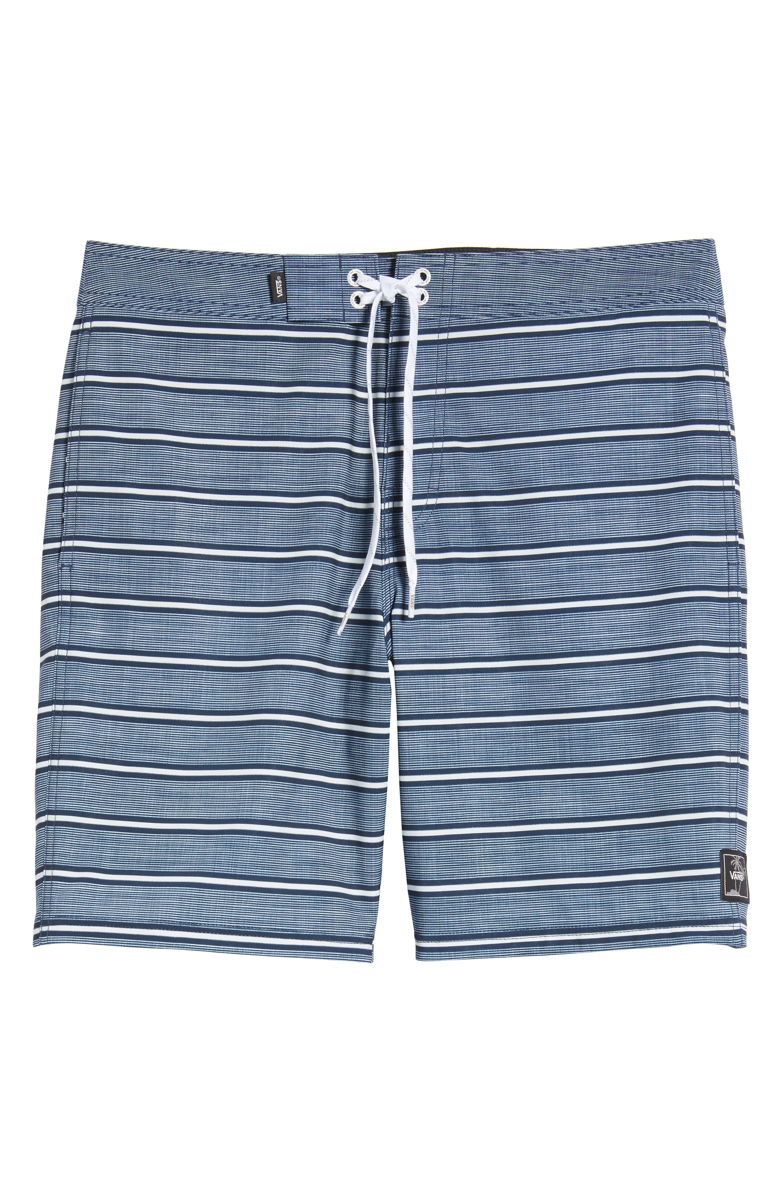 Rooftop Board Shorts,                             Alternate thumbnail 5, color,                             Dress Blues