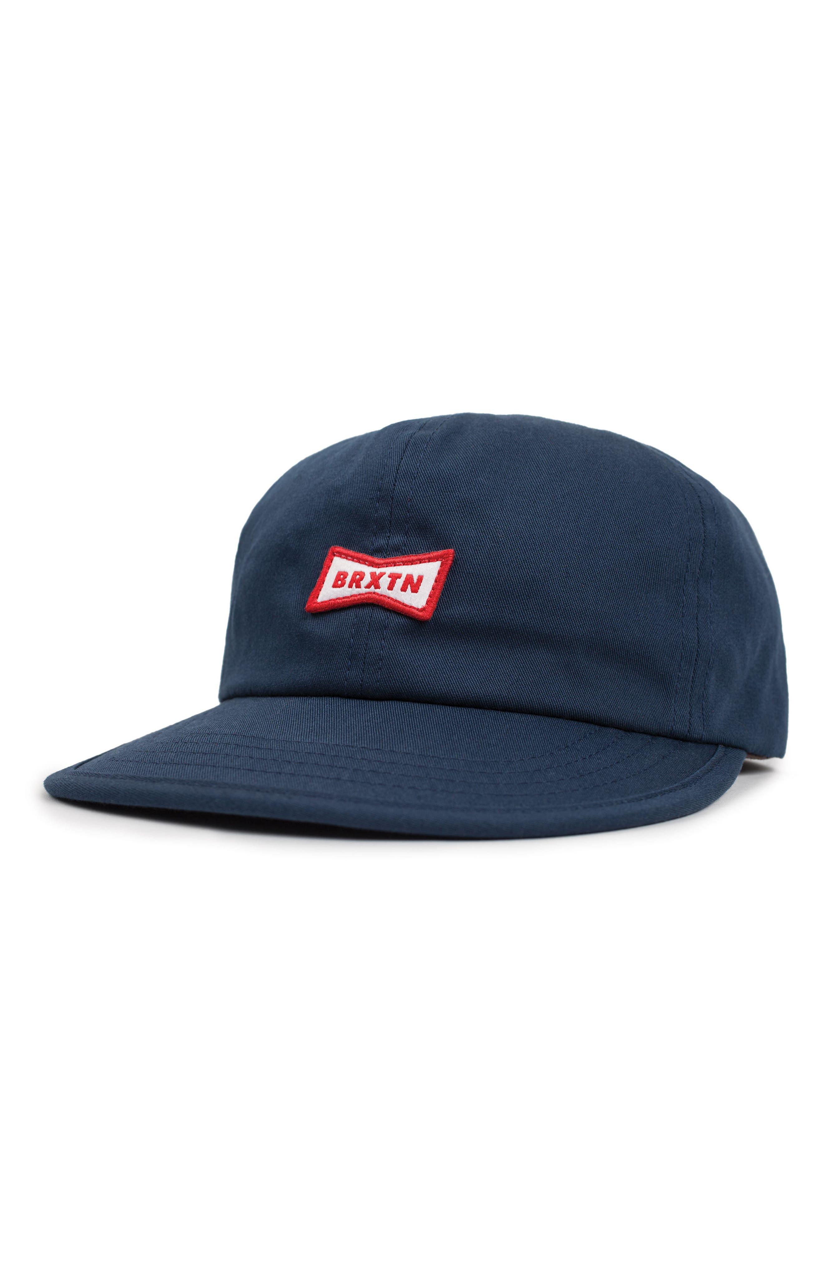 Brixton Missouri Logo Patch Cap