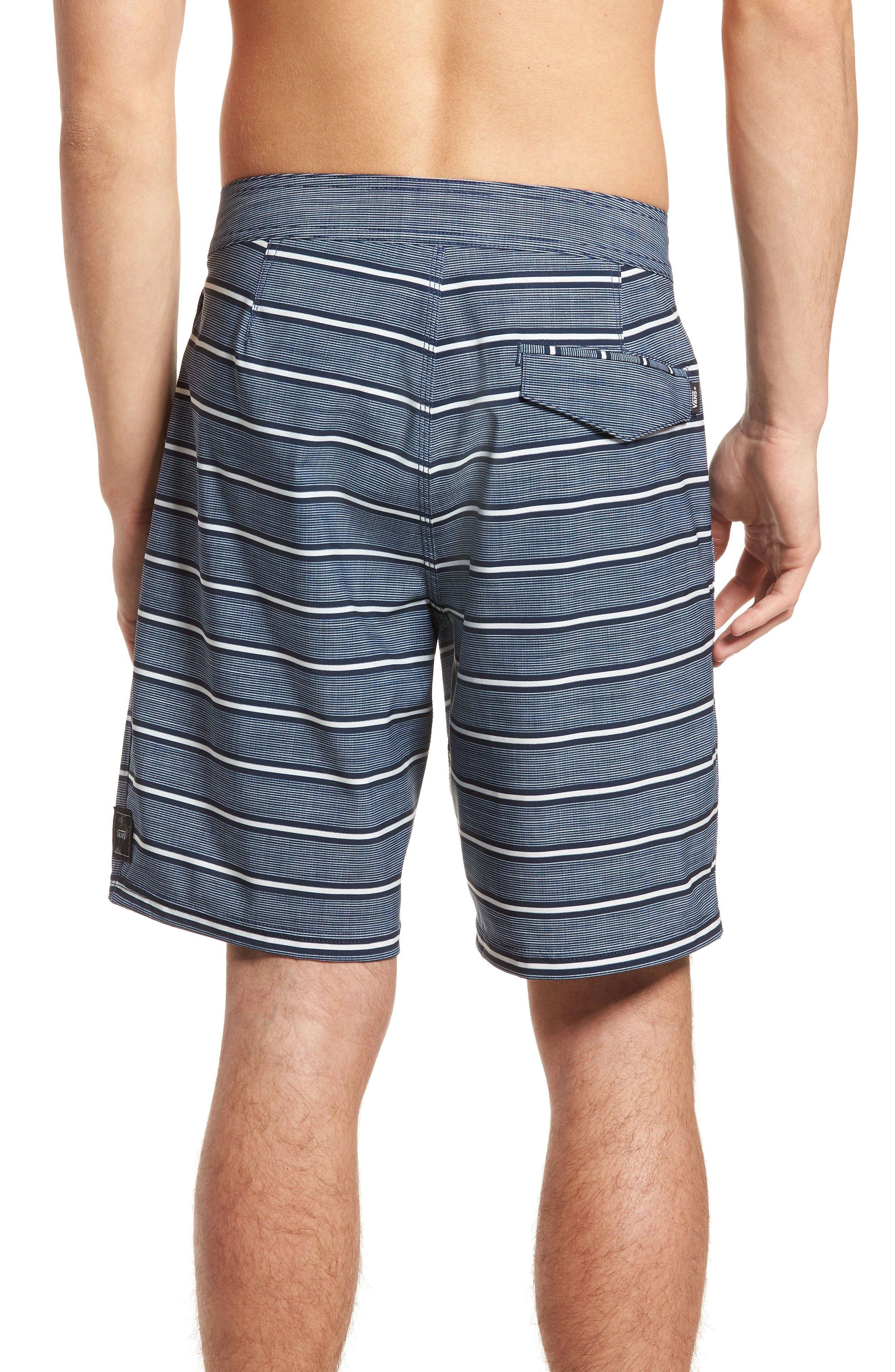 Rooftop Board Shorts,                             Alternate thumbnail 2, color,                             Dress Blues