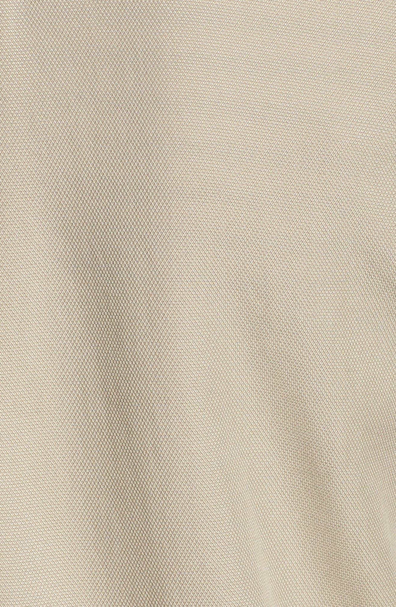 Flyaway Shirt Jacket,                             Alternate thumbnail 5, color,                             Chateau Gray