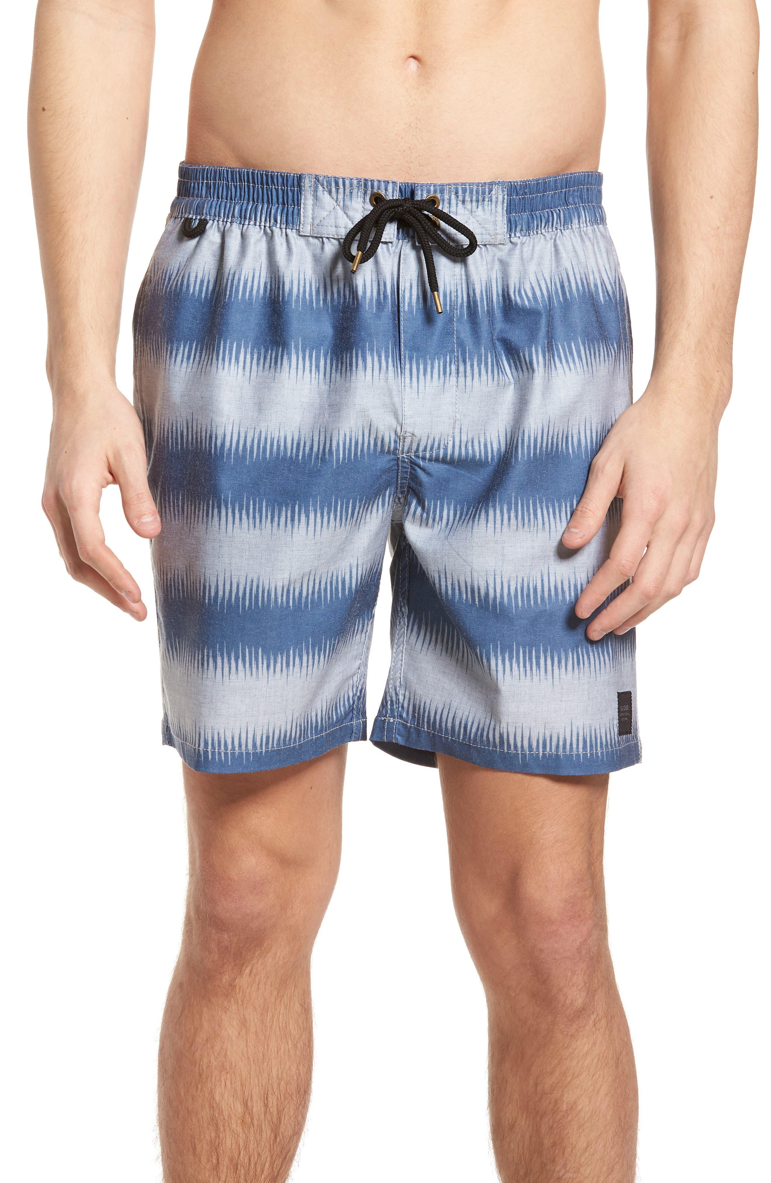 Moonshine Pool Shorts,                             Main thumbnail 1, color,                             Indigo