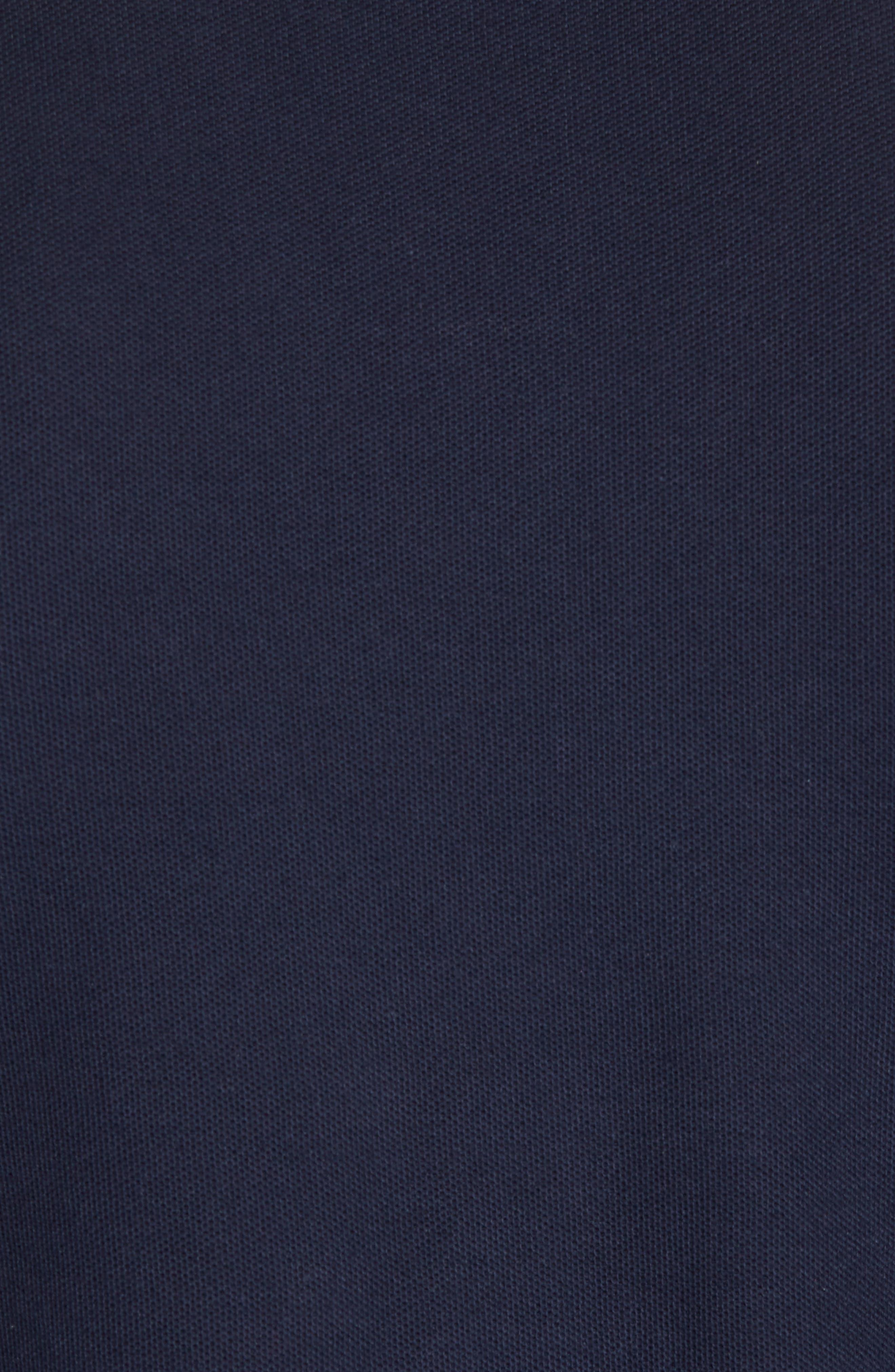 Classic Piqué Polo,                             Alternate thumbnail 5, color,                             Navy