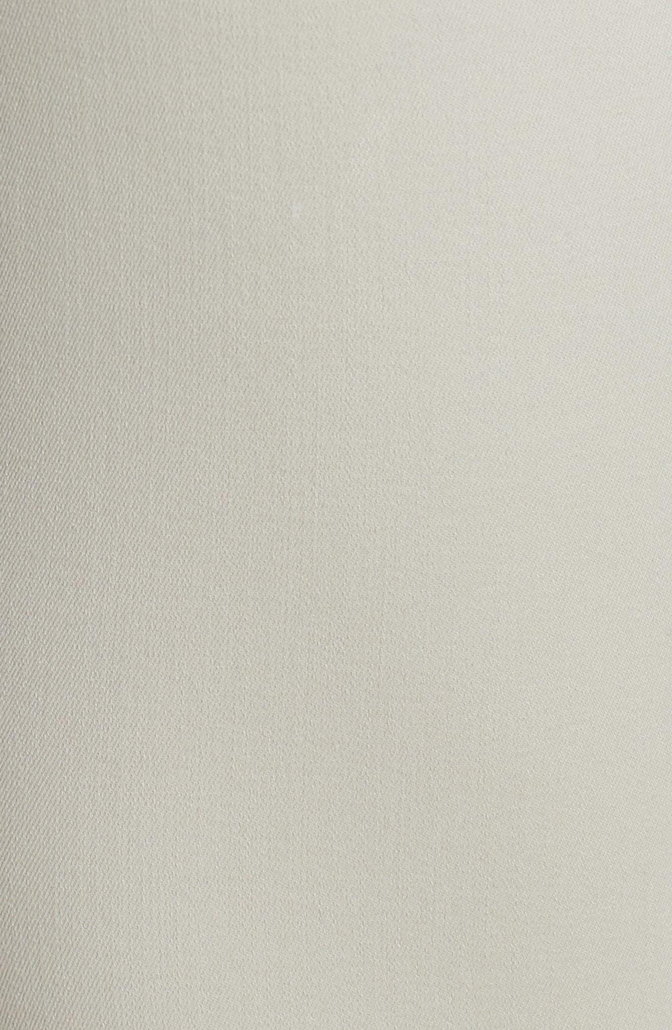 Mavi Karlina Skinny Cargo Pants,                             Alternate thumbnail 6, color,                             Glacier Grey Twill
