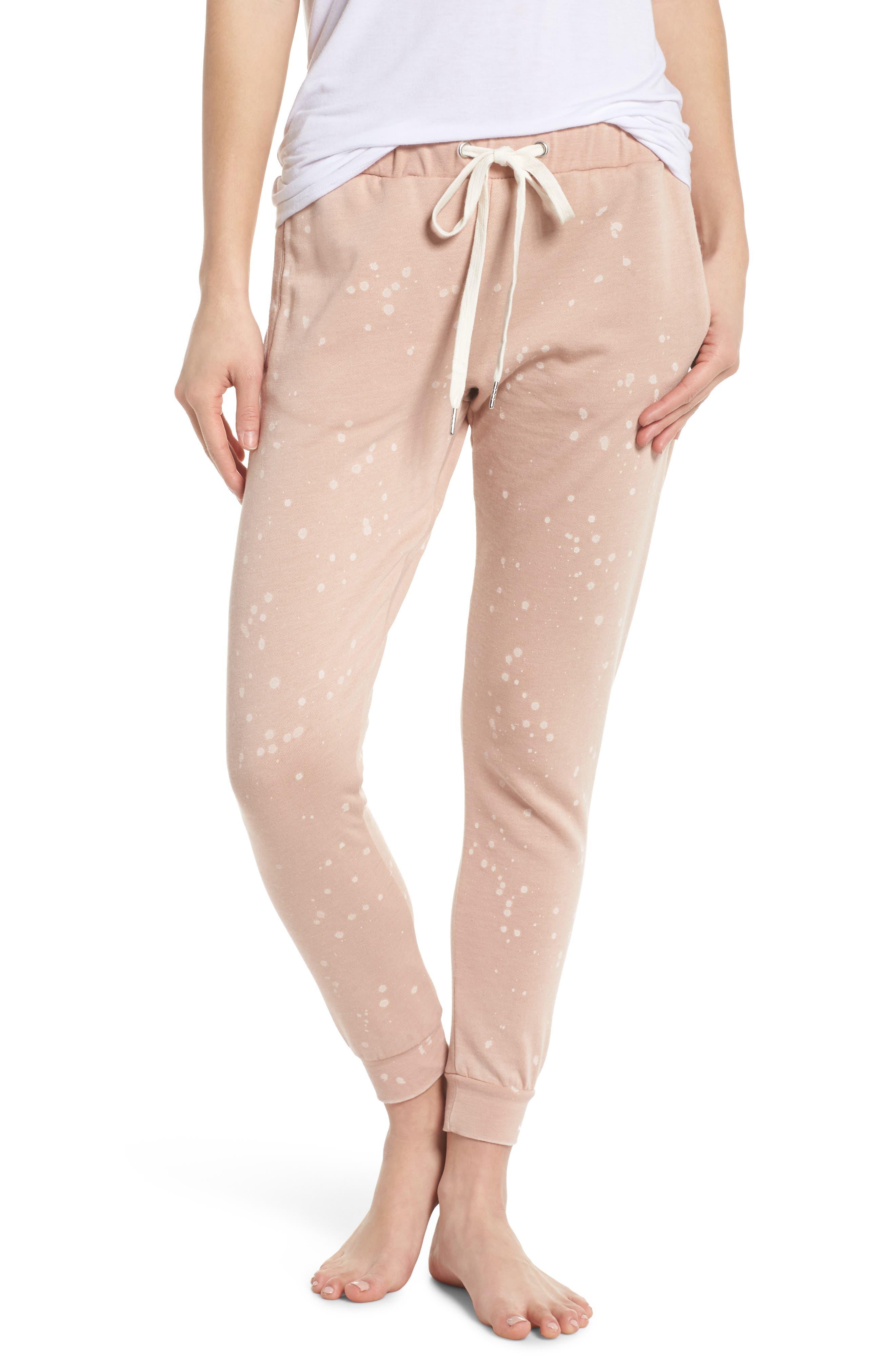 Lounge Pants,                             Main thumbnail 1, color,                             Shroom Speckle