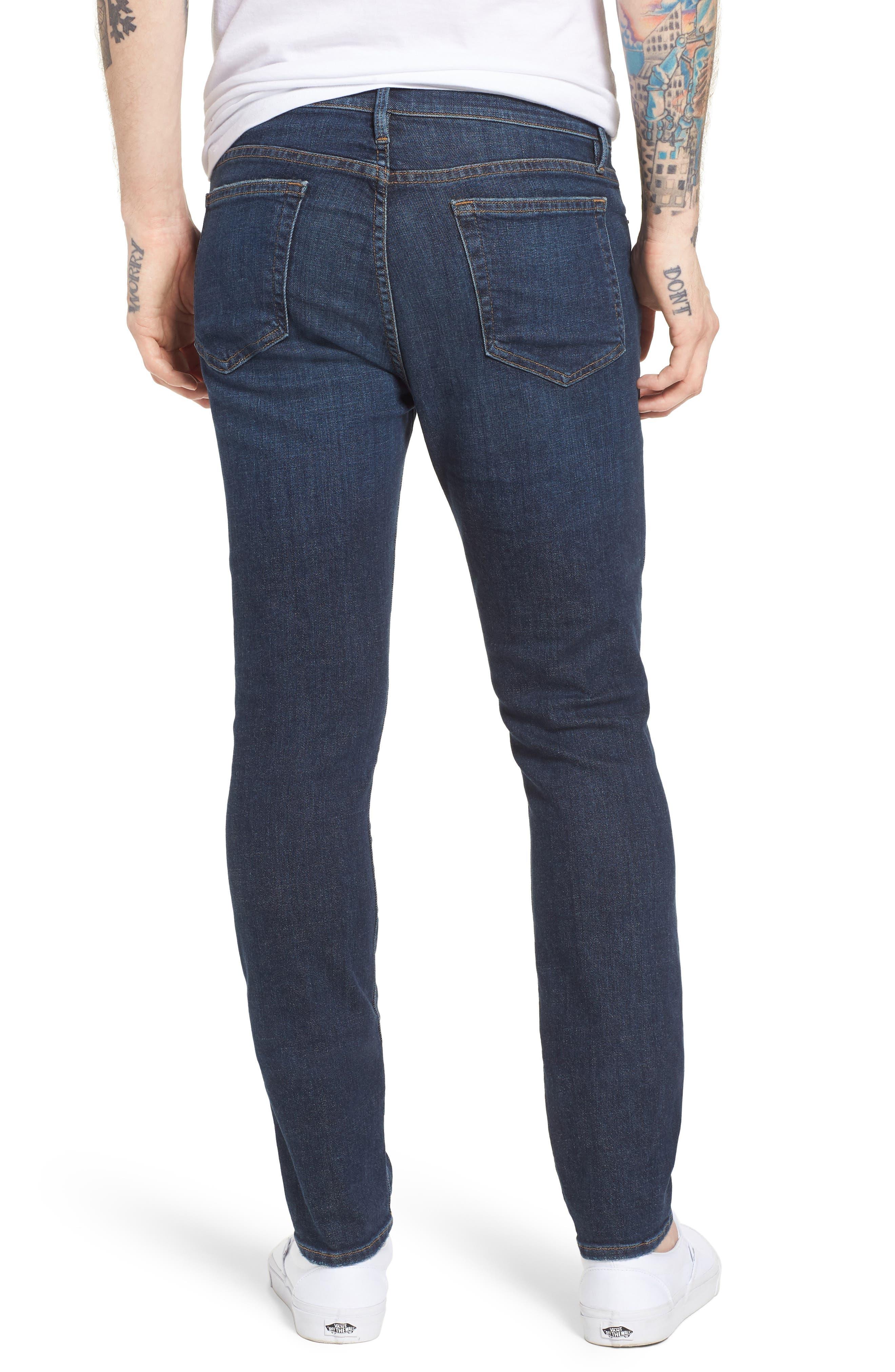 L'Homme Skinny Jeans,                             Alternate thumbnail 2, color,                             Loris