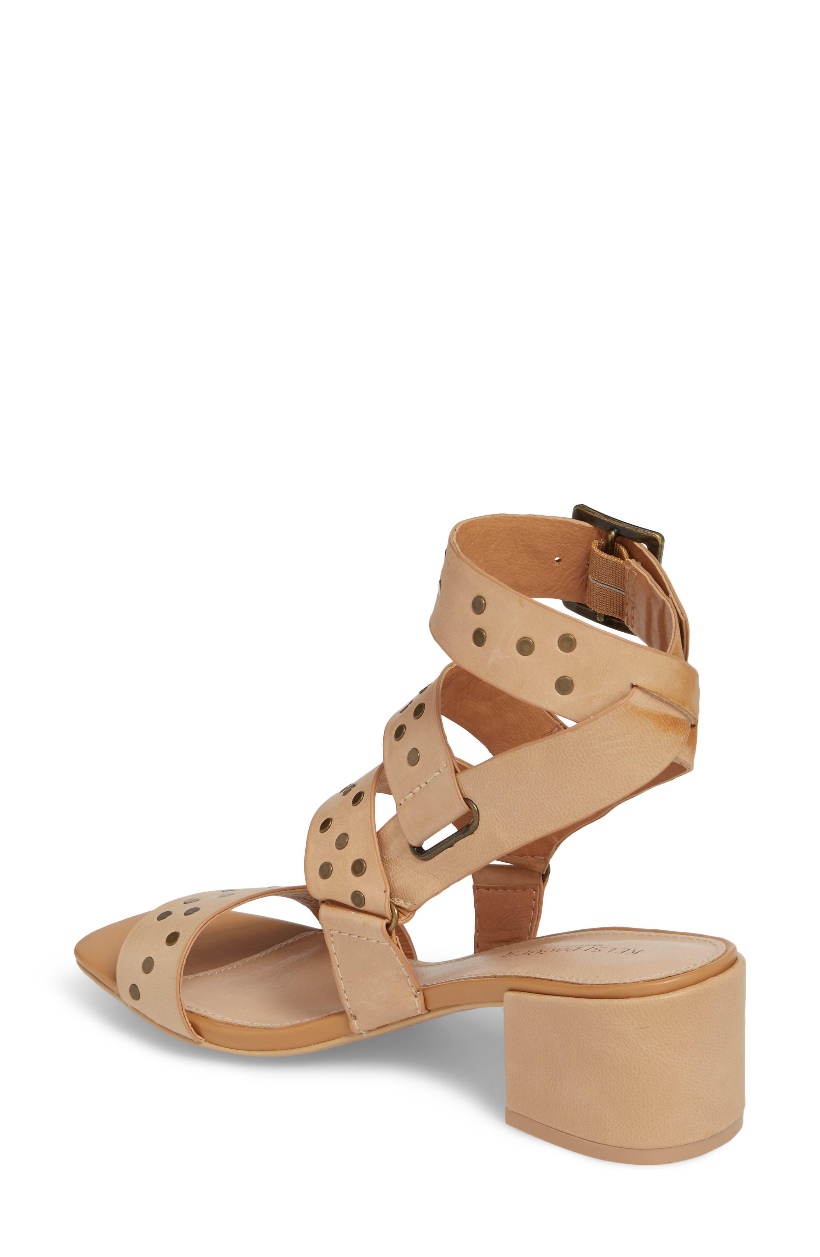 Seabring City Sandal,                             Alternate thumbnail 2, color,                             Tan Leather