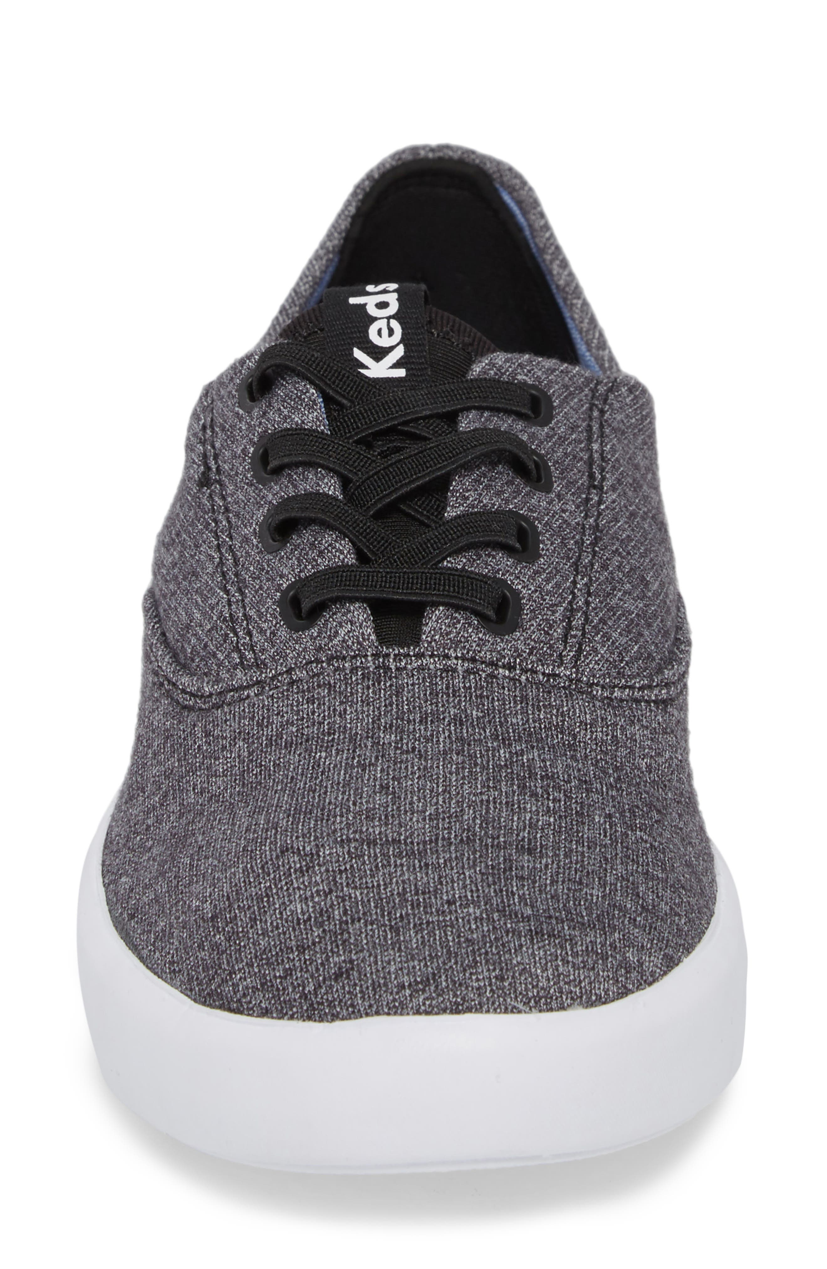 Studio Leap Sneaker,                             Alternate thumbnail 4, color,                             Charcoal