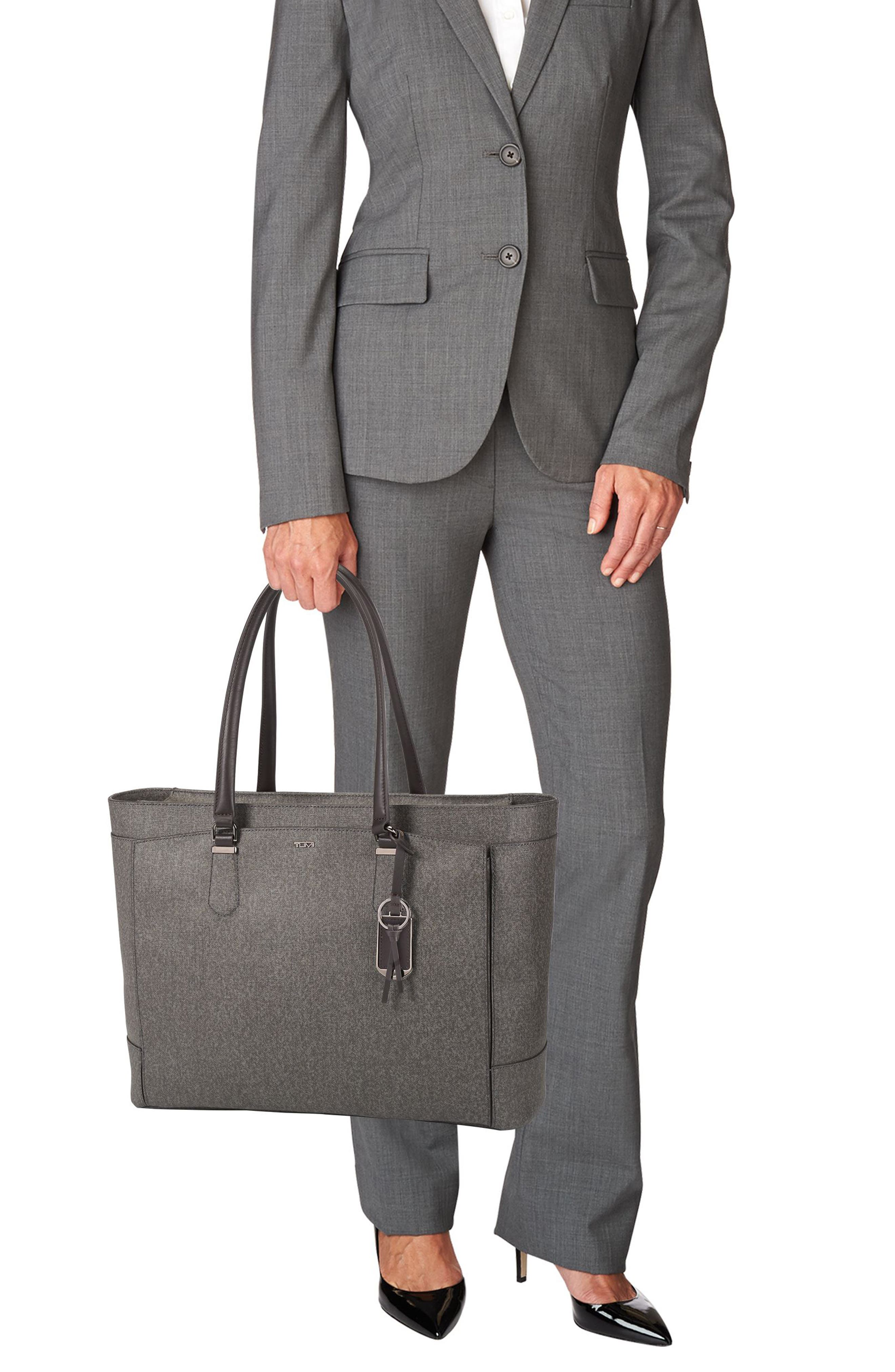 Stanton Business Tote,                             Alternate thumbnail 2, color,                             Earl Grey