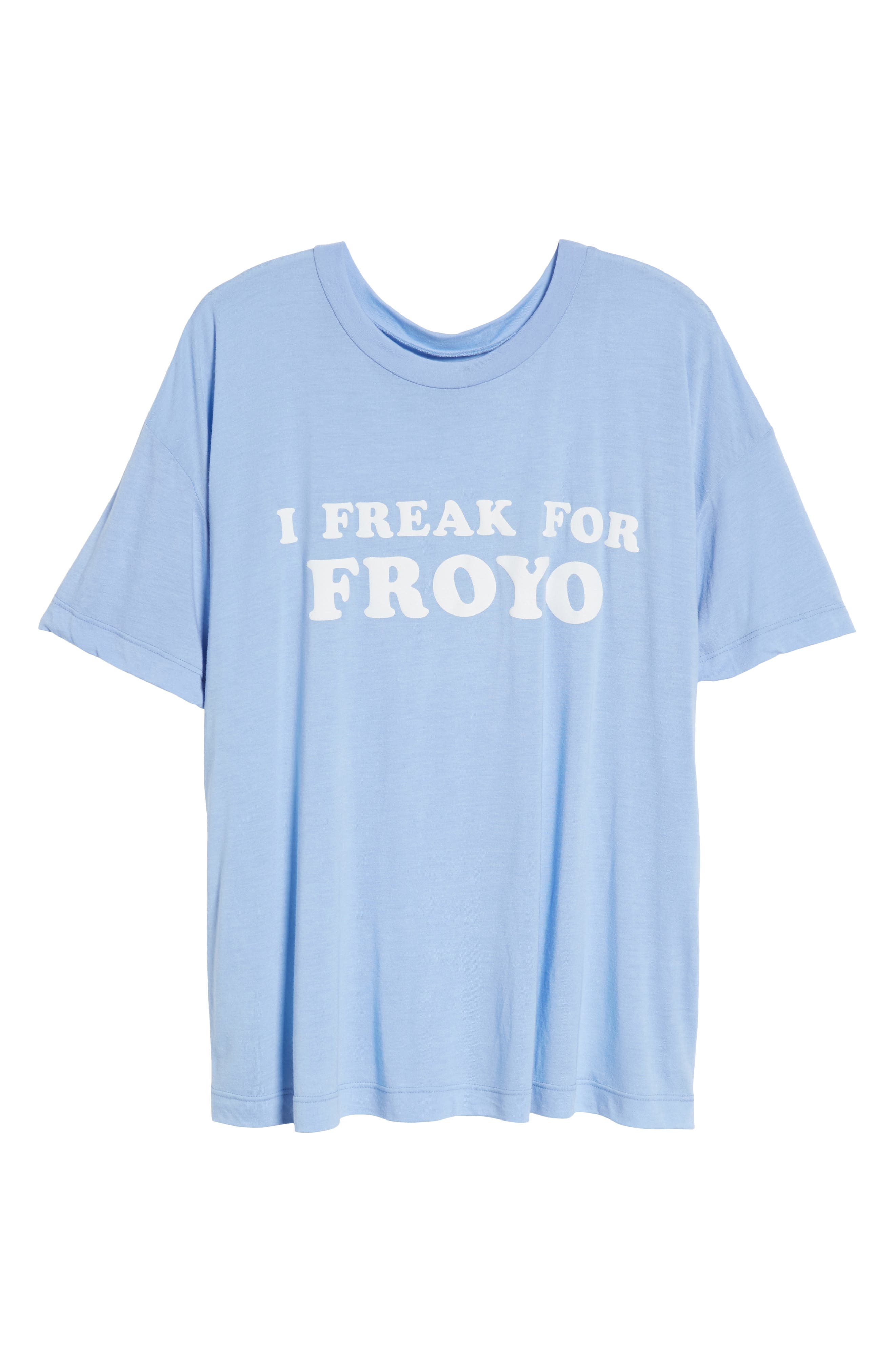 Liam Graphic Tee,                             Alternate thumbnail 7, color,                             Froyo