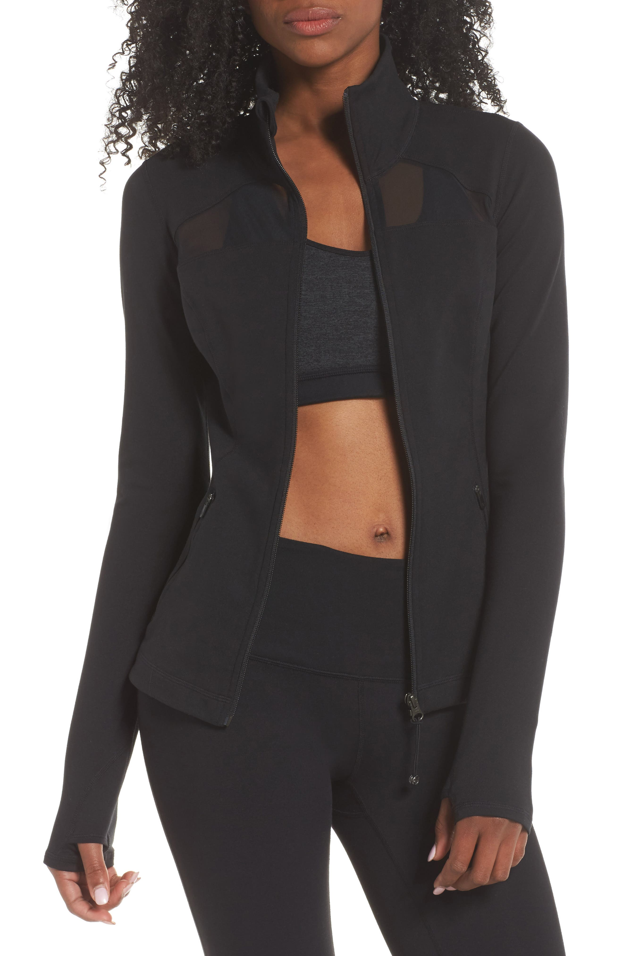 Revolve Jacket,                         Main,                         color, Black