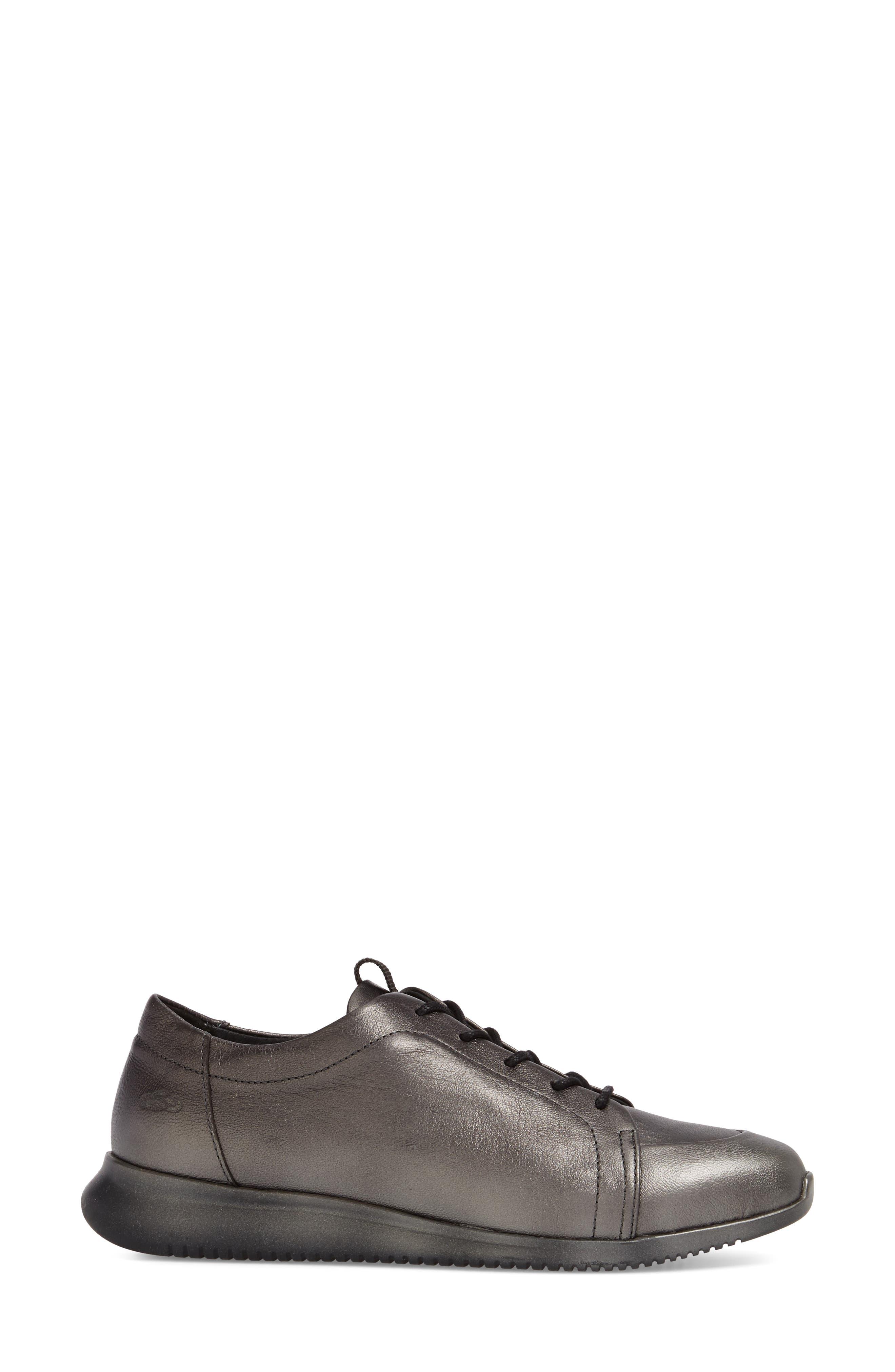 Ria Sneaker,                             Alternate thumbnail 3, color,                             Pirita Leather