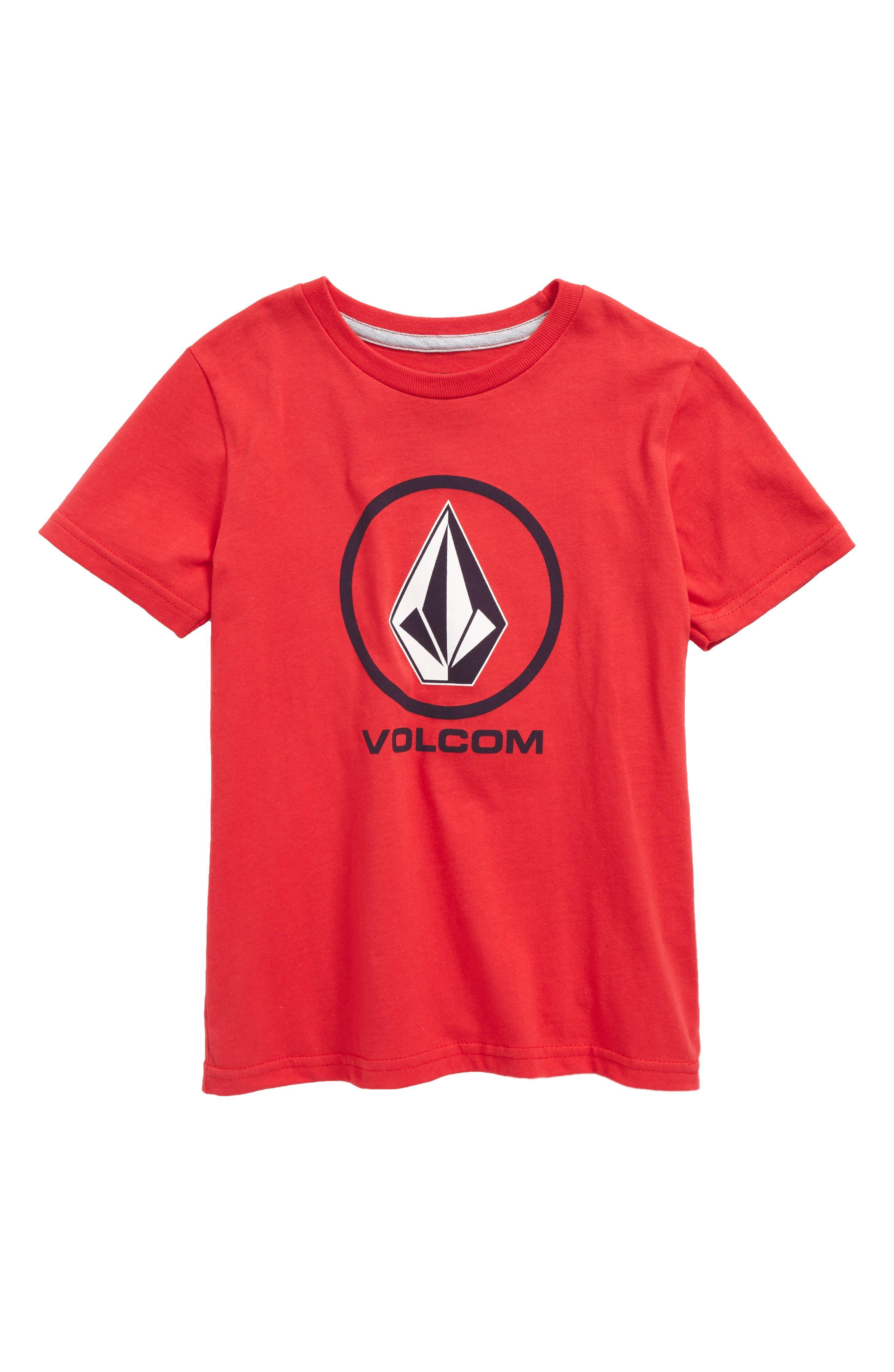 Volcom Crisp Stone Logo Graphic T-Shirt (Toddler Boys & Little Boys)