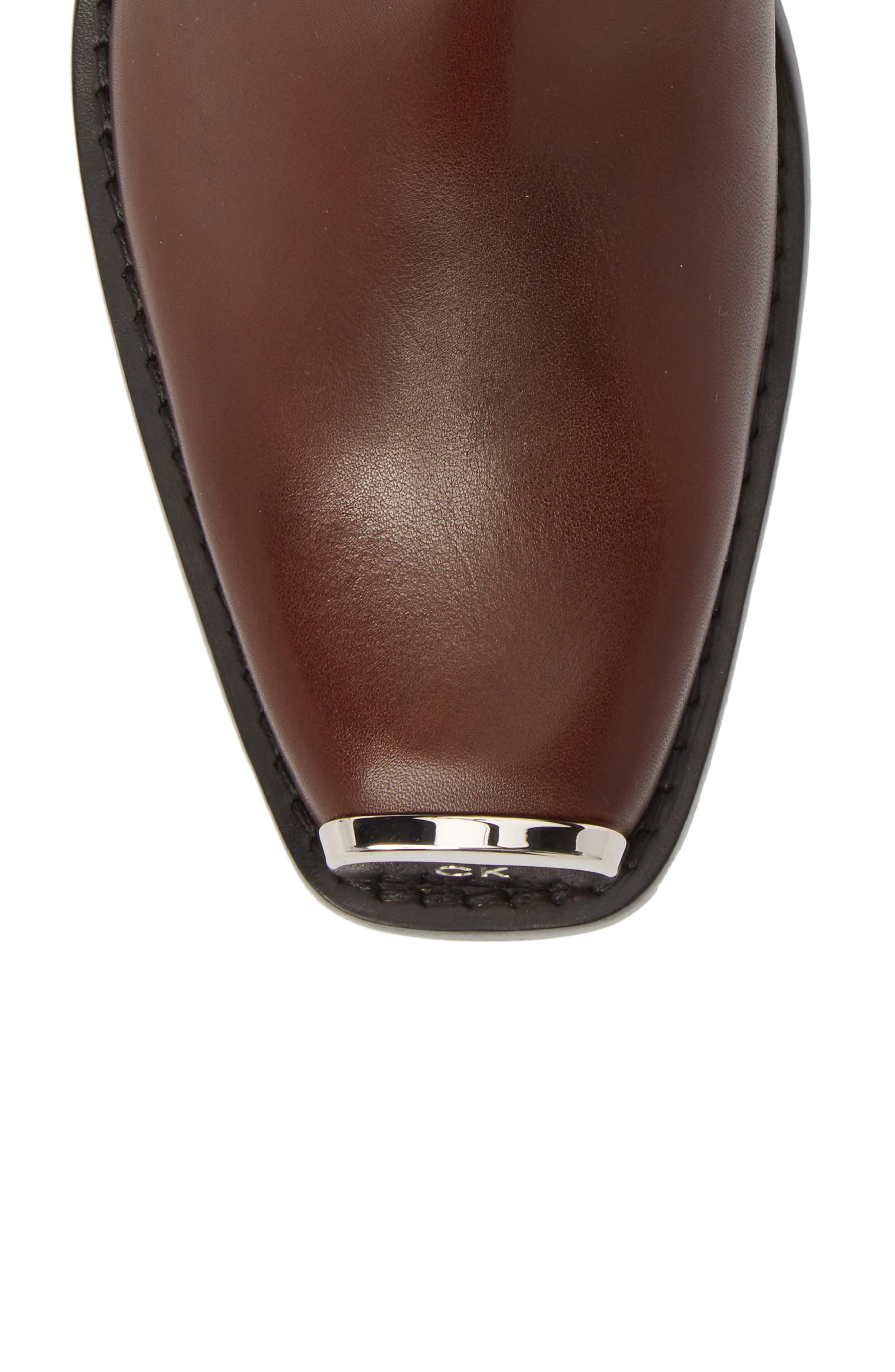 Alternate Image 5  - CALVIN KLEIN 205W39NYC Harness Chelsea Boot (Men)