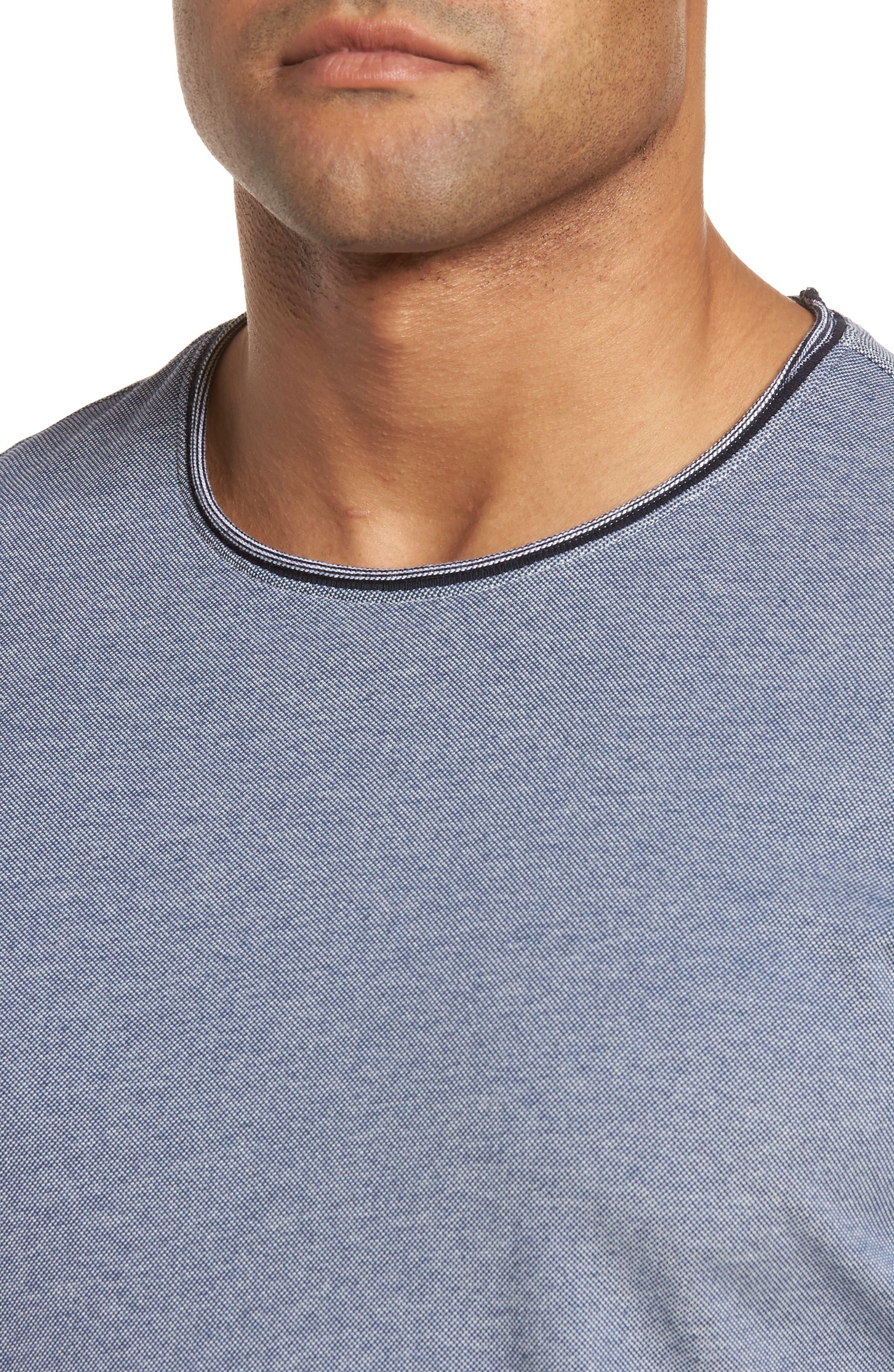 Grand Forks T-Shirt,                             Alternate thumbnail 4, color,                             Navy