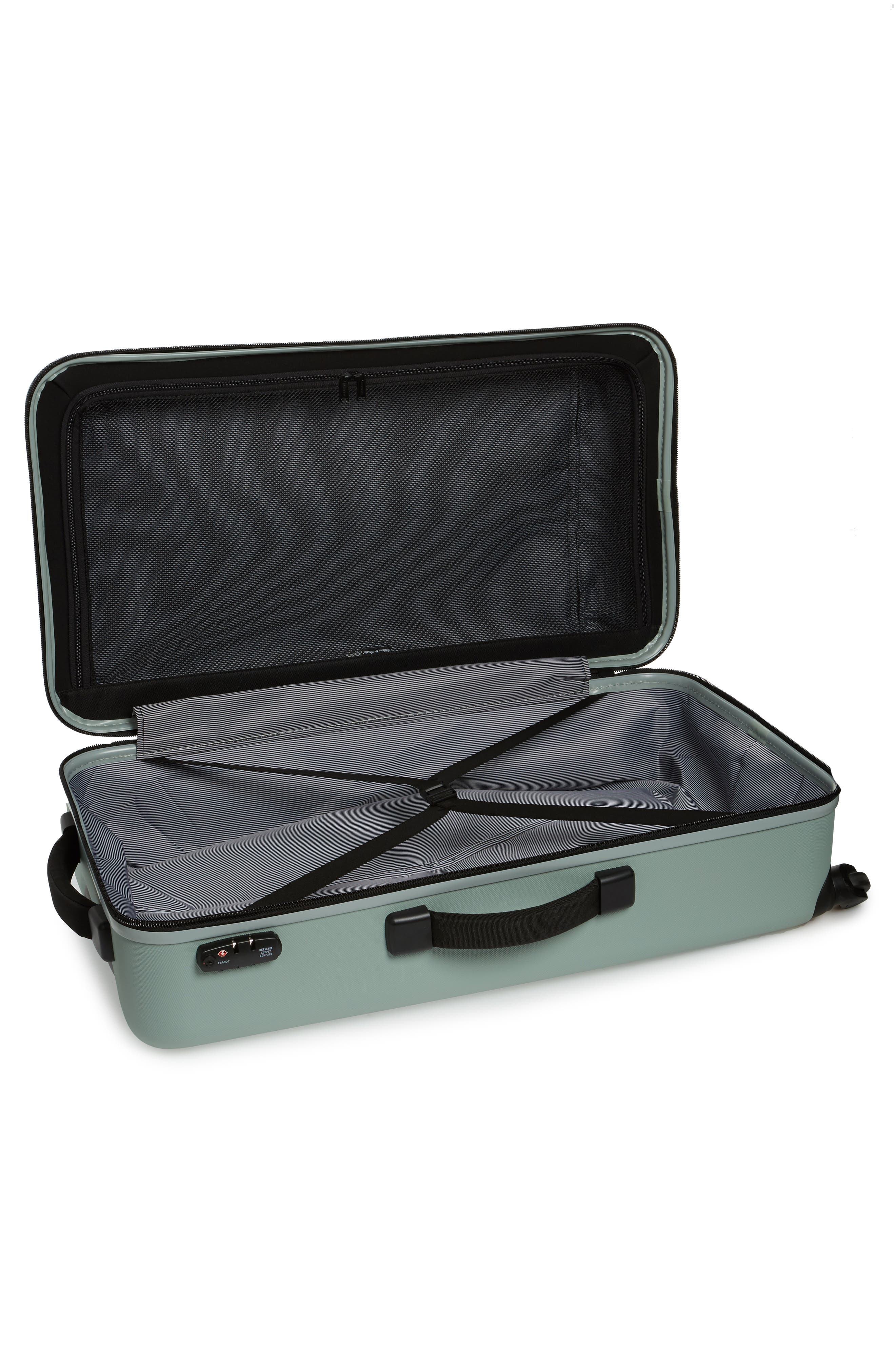 Alternate Image 2  - Herschel Supply Co. Large Trade Wheeled Packing Case
