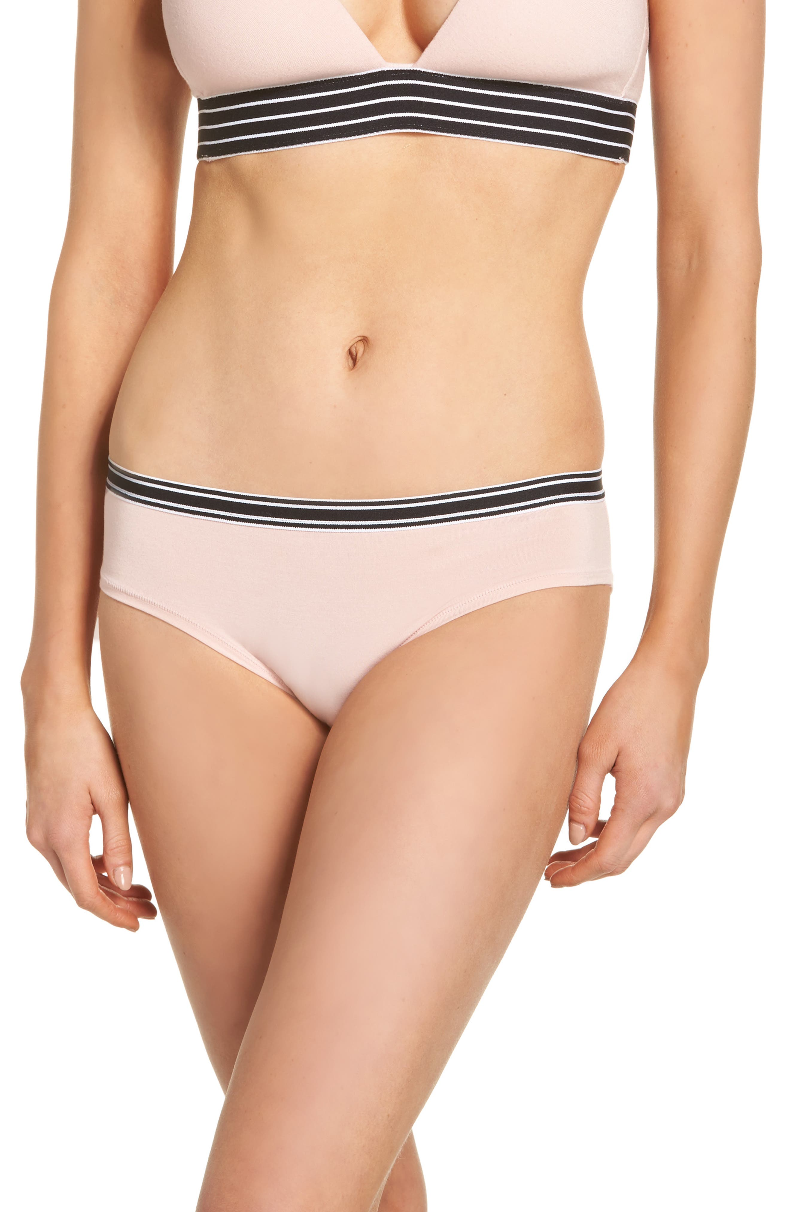 Hipster Briefs,                         Main,                         color, Pink Silver