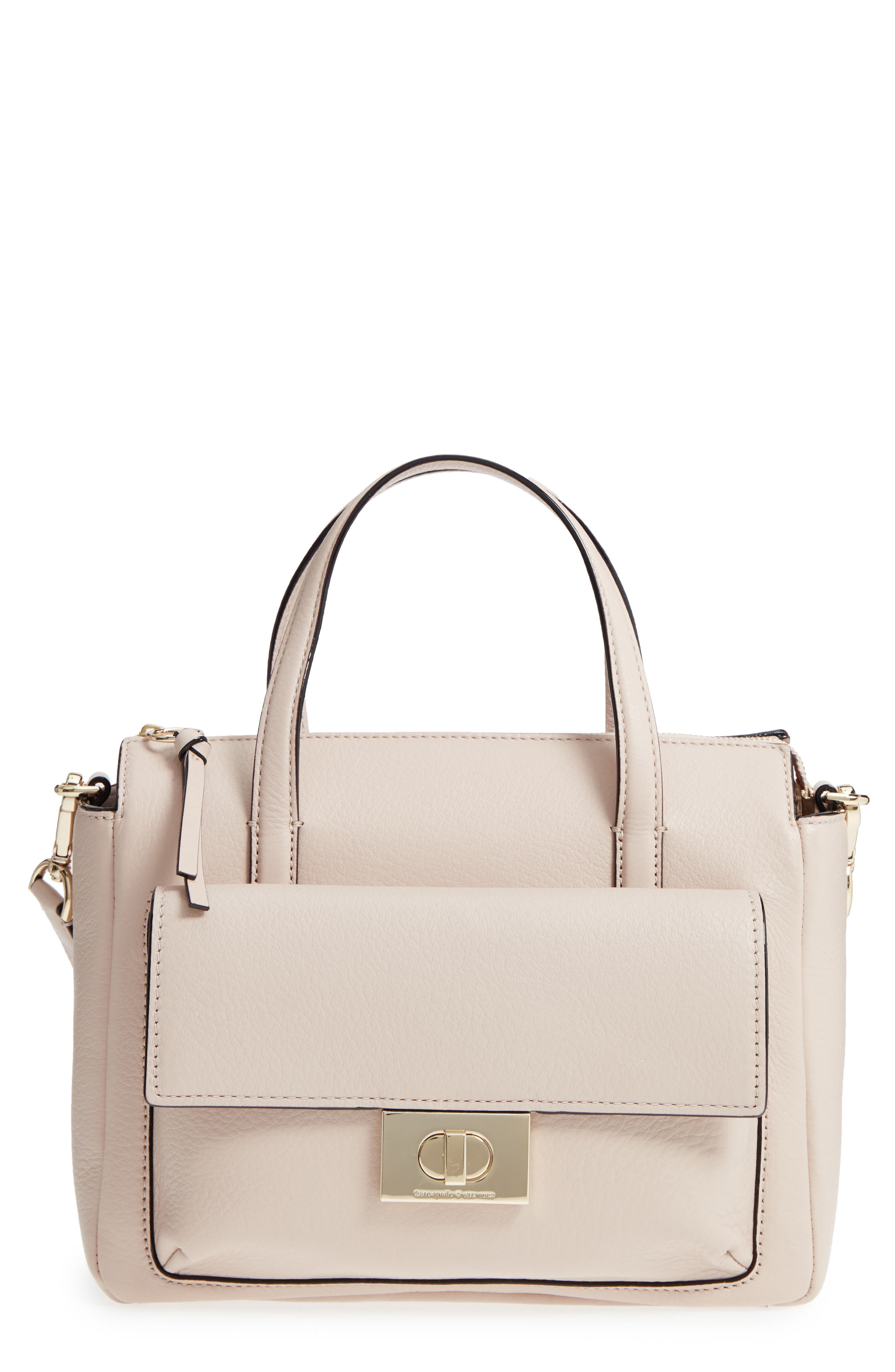 kate spade new york greenwood place – meghan leather satchel