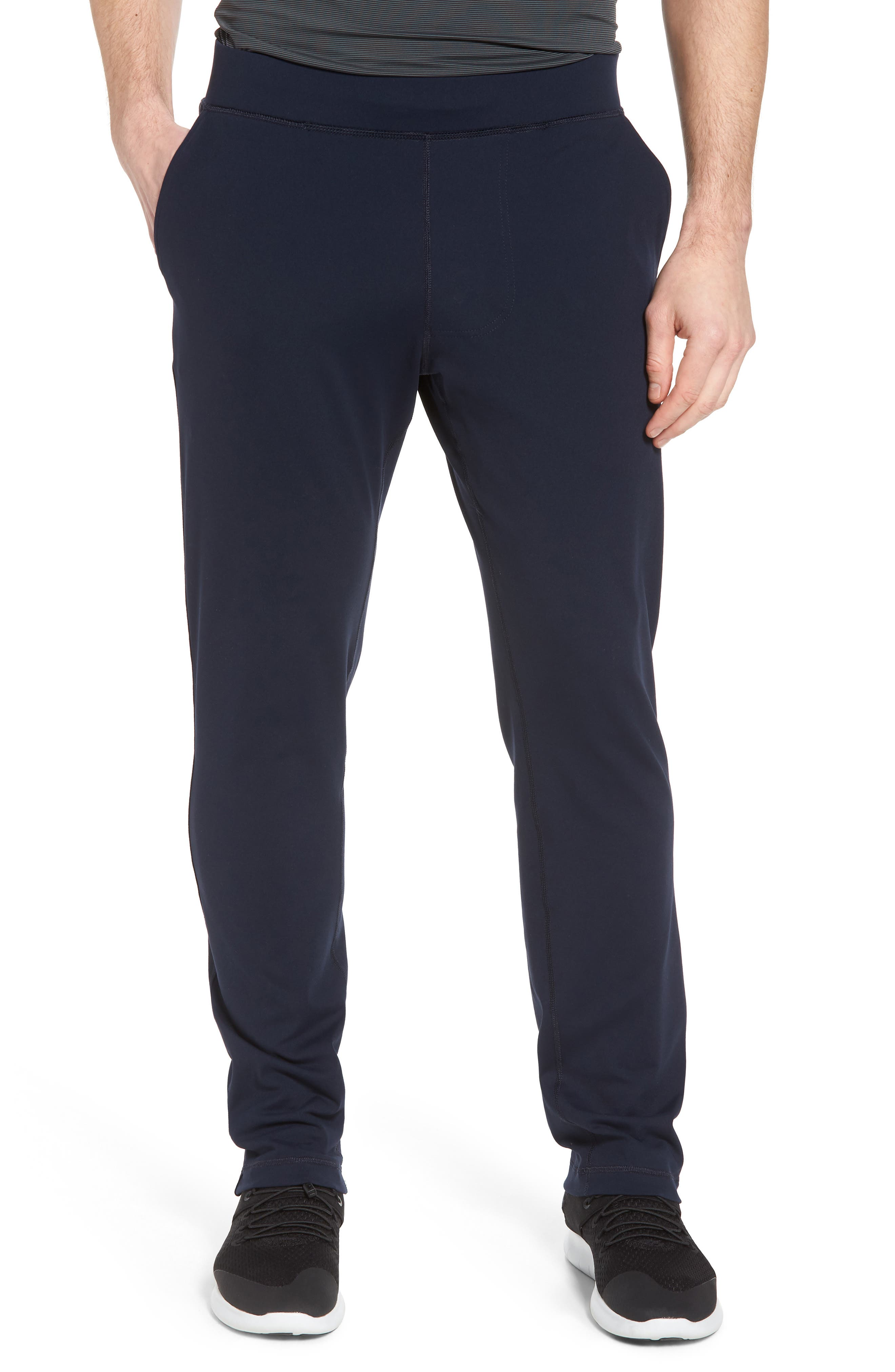 206 Pants,                             Main thumbnail 1, color,                             Navy