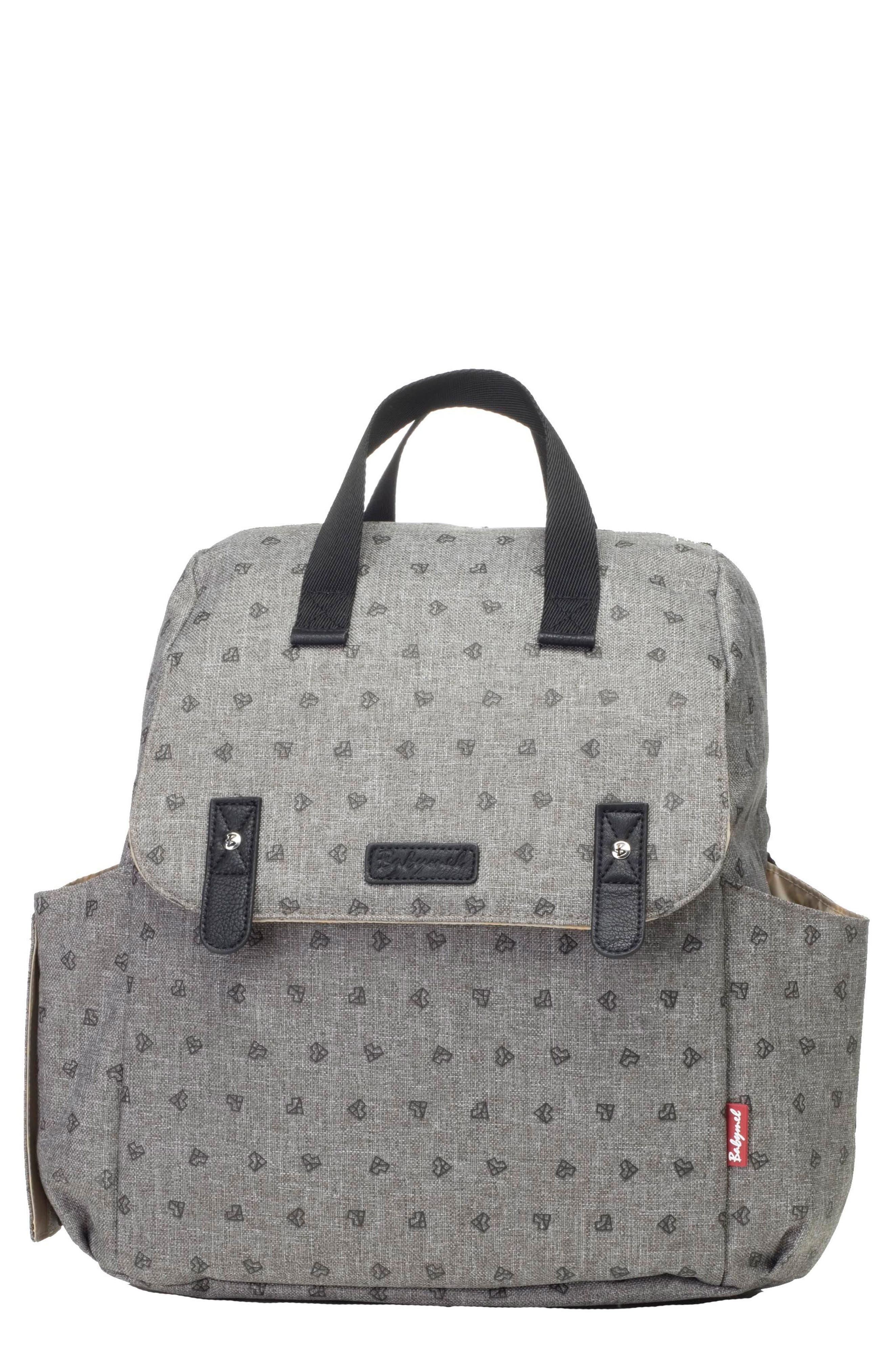 Alternate Image 1 Selected - Babymel Robyn Convertible Diaper Backpack
