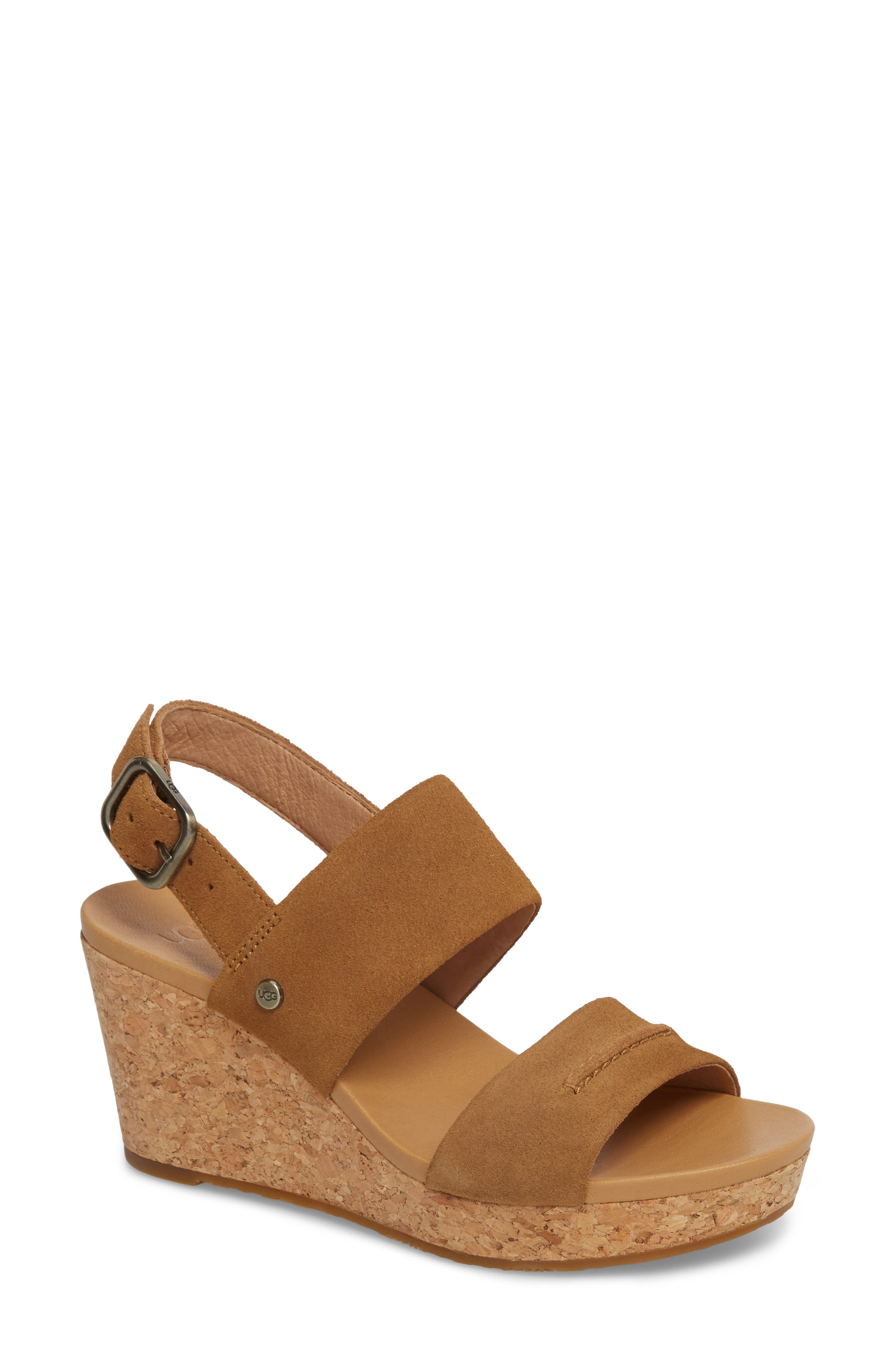 womens sandals sandal comforter arielle wedge latte worldwide comfort aetrex