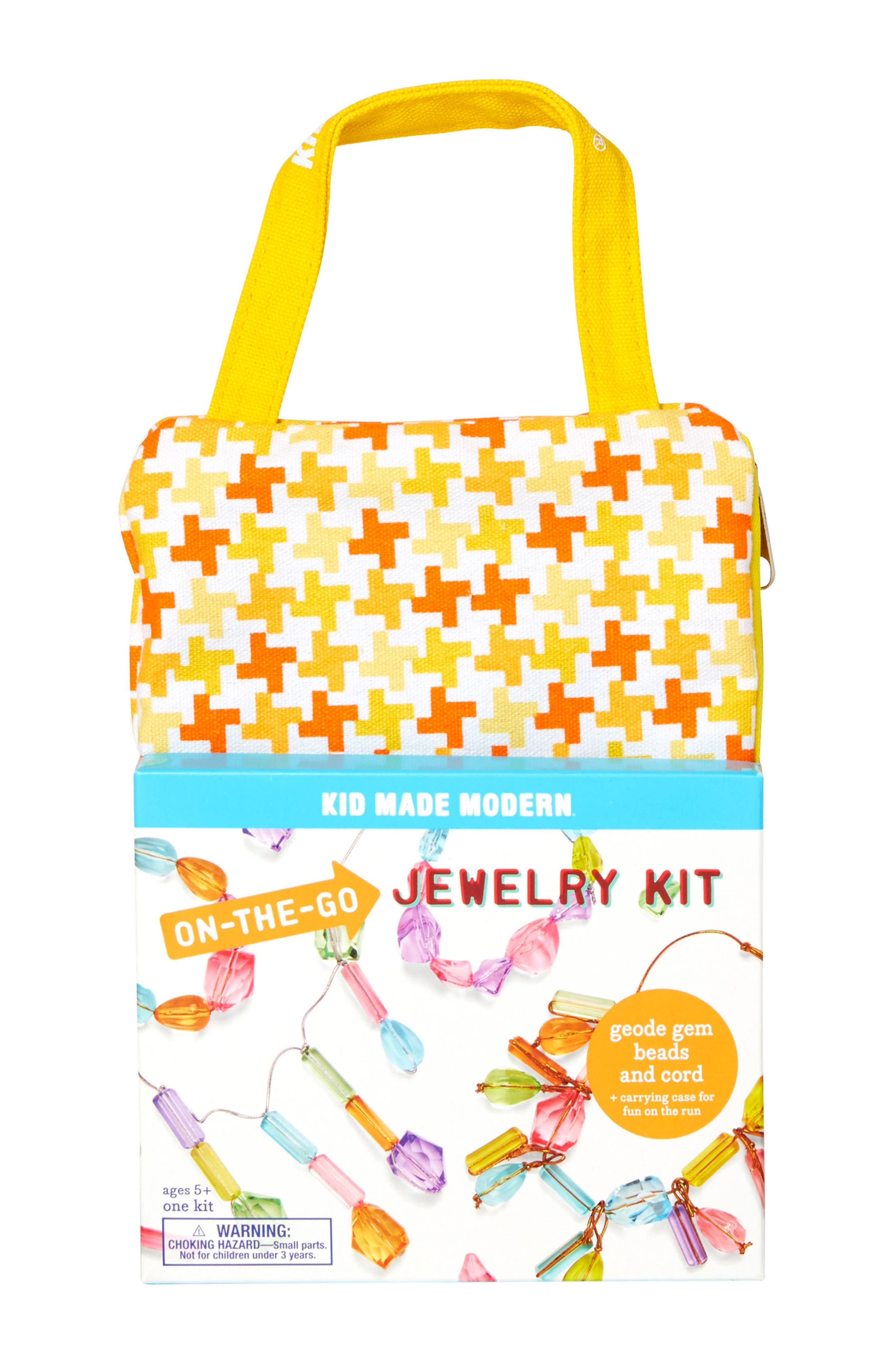 Kid Made Modern On-the-Go Jewelry Kit