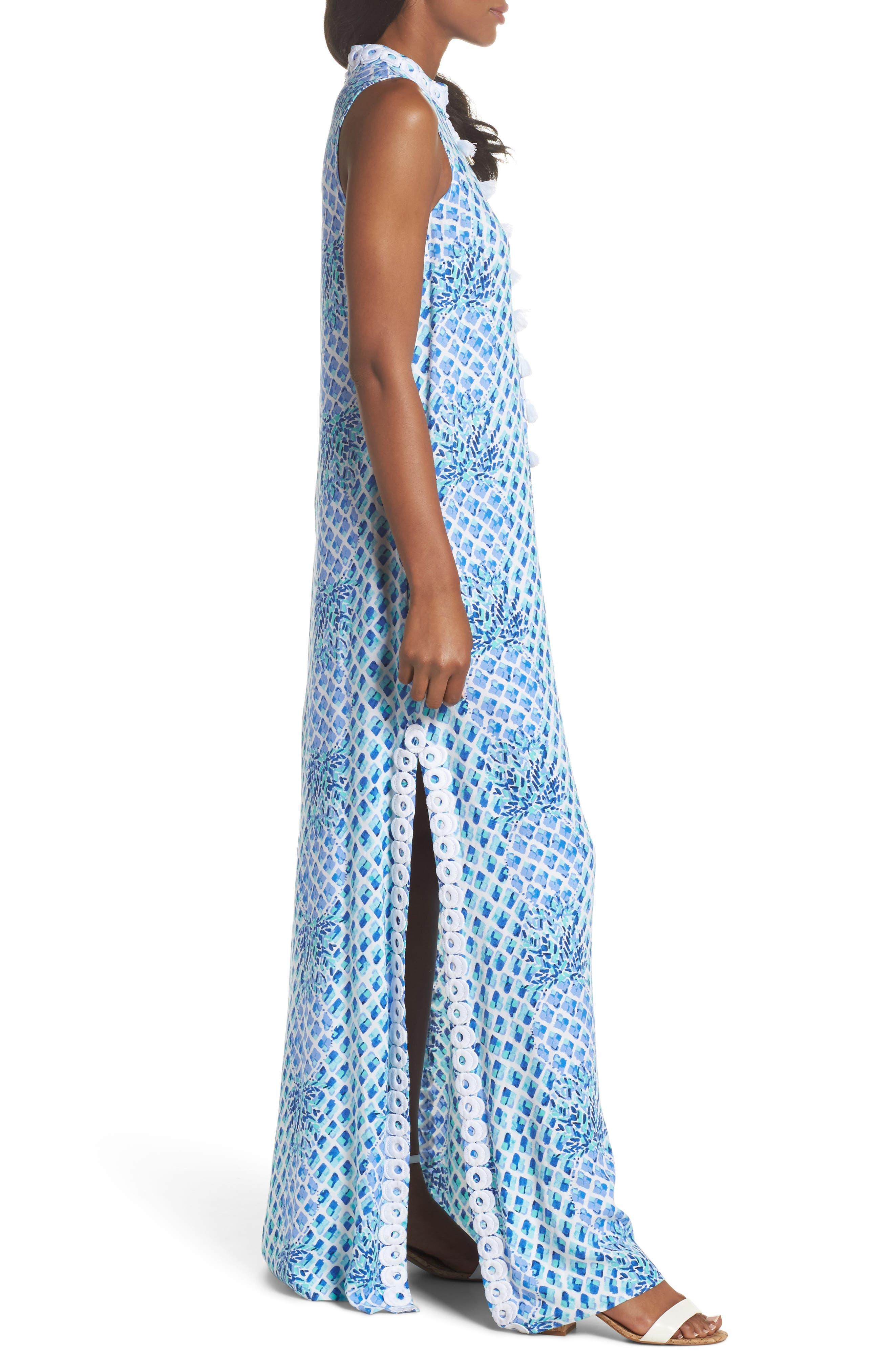 Alternate Image 3  - Lilly Pulitzer® Jane Maxi Dress