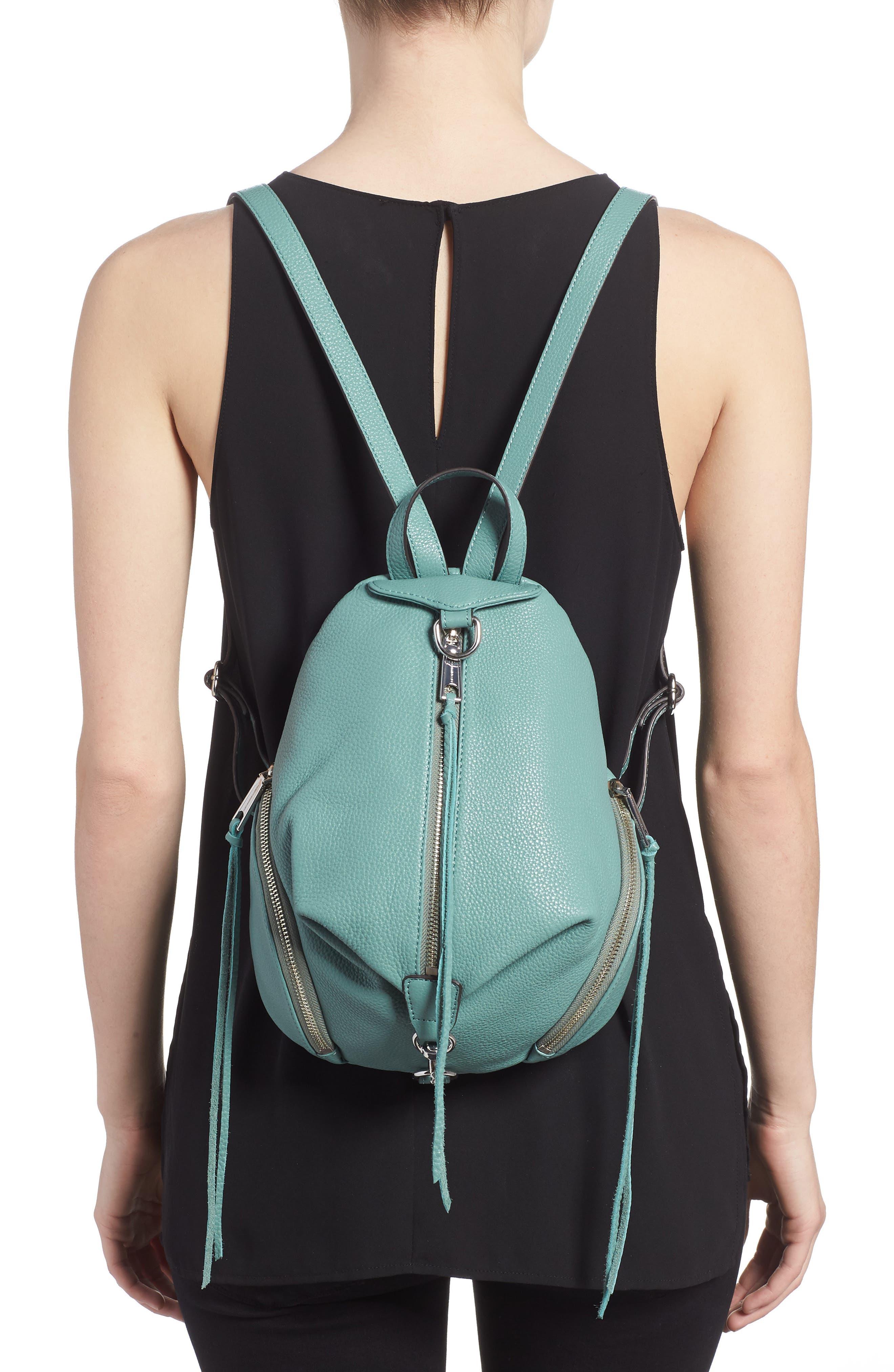Medium Julian Backpack,                             Alternate thumbnail 2, color,                             Dusty Green