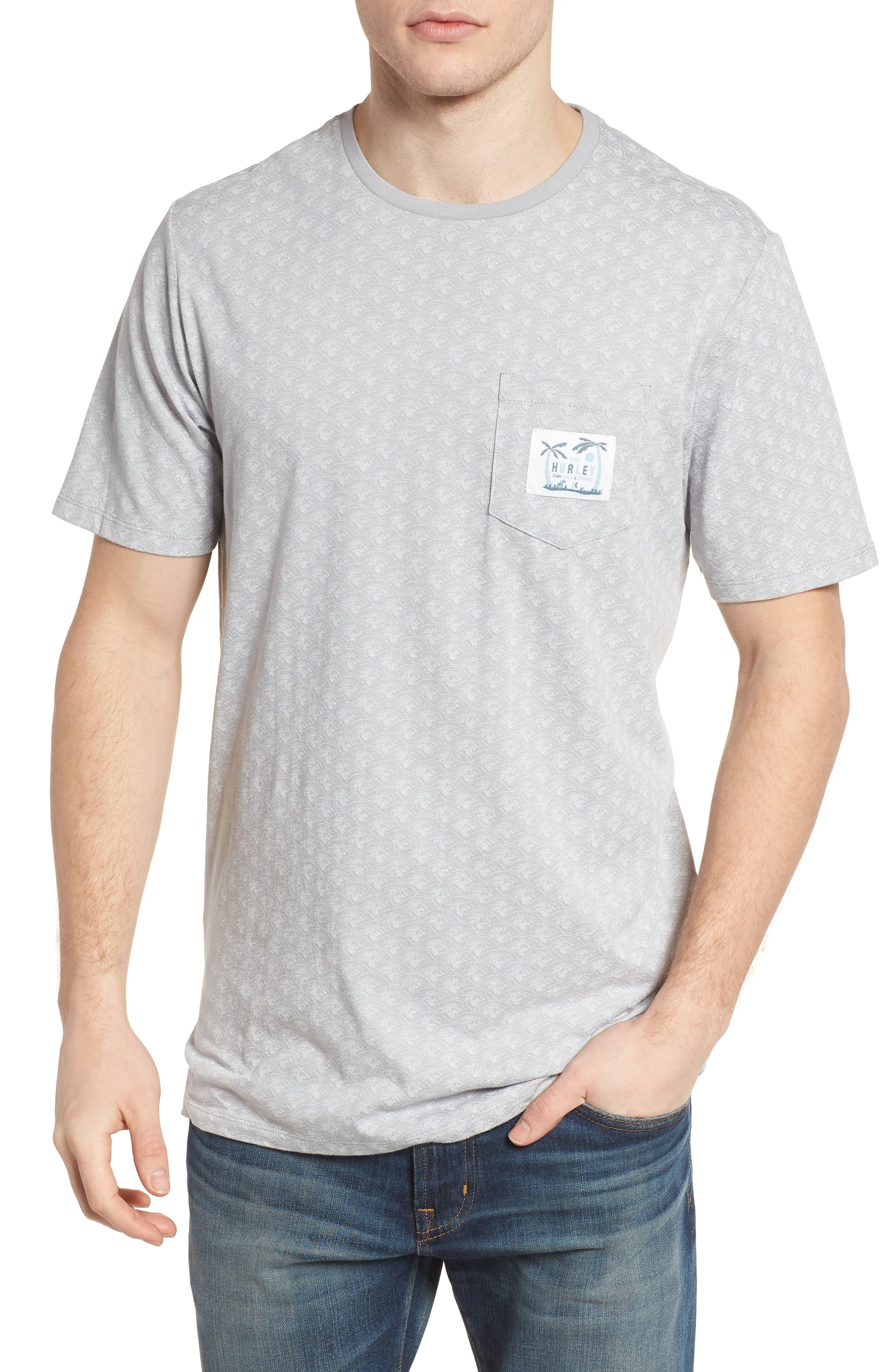 Pescado Short Sleeve T-Shirt,                             Main thumbnail 1, color,                             Sail