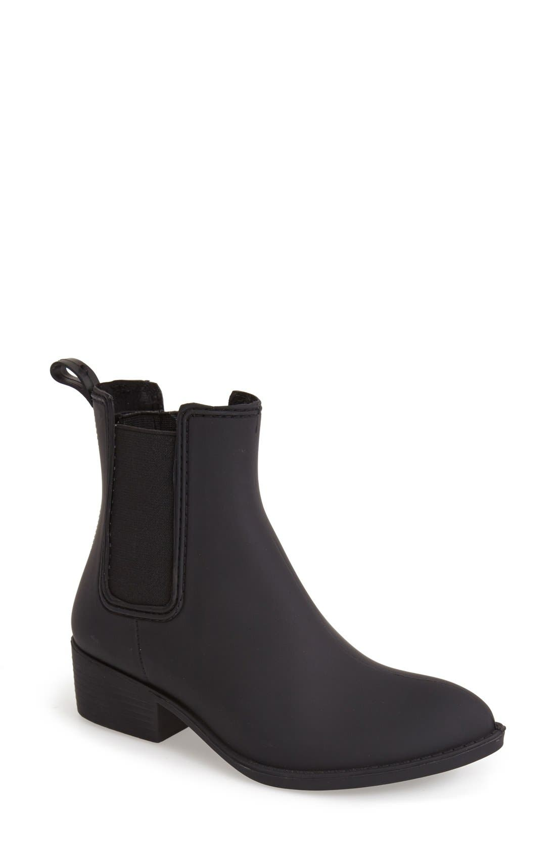 Alternate Image 1 Selected - Jeffrey Campbell 'Stormy' Rain Boot (Women)