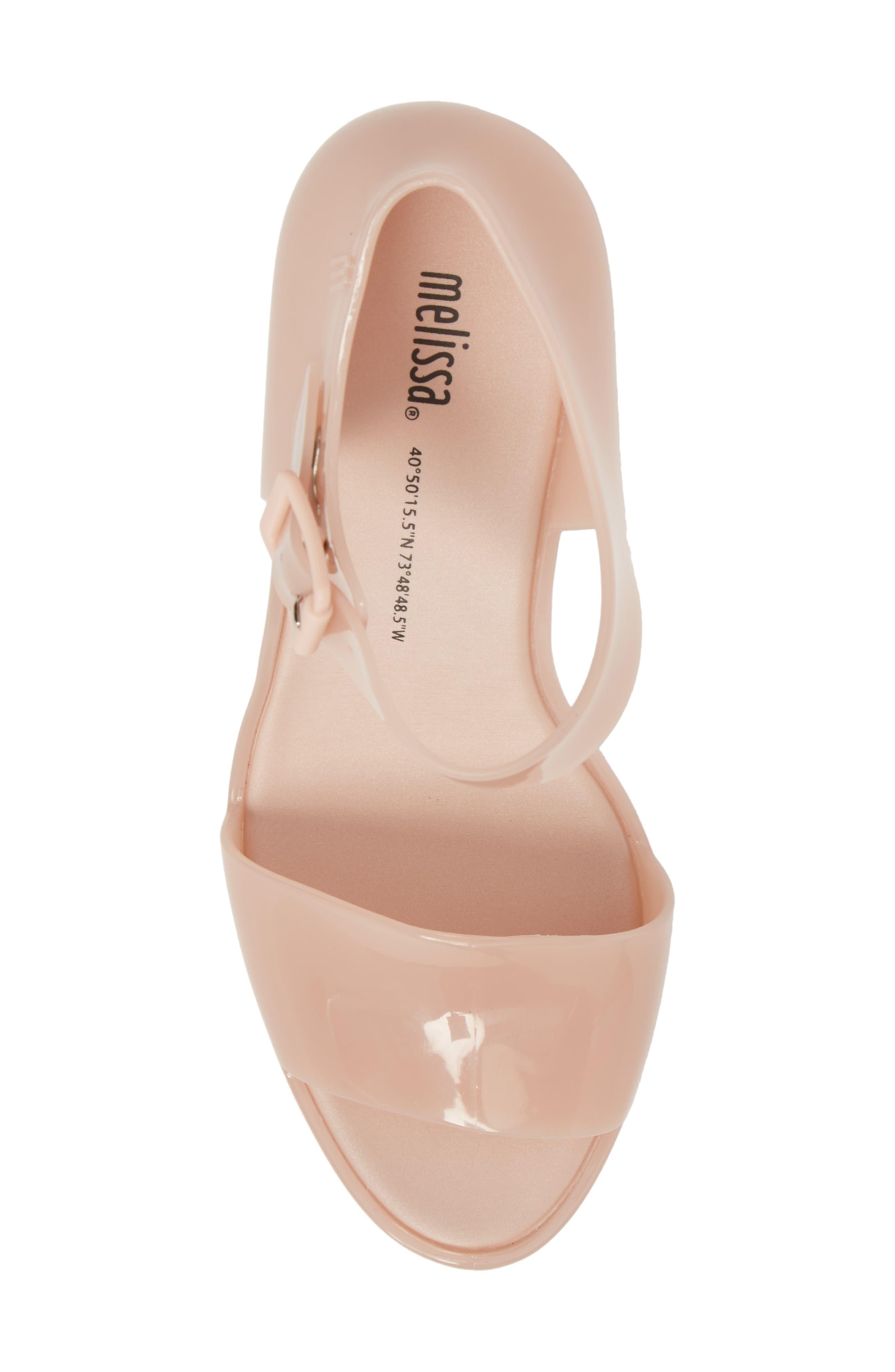 Alternate Image 5  - Melissa Mar Platform Wedge Sandal