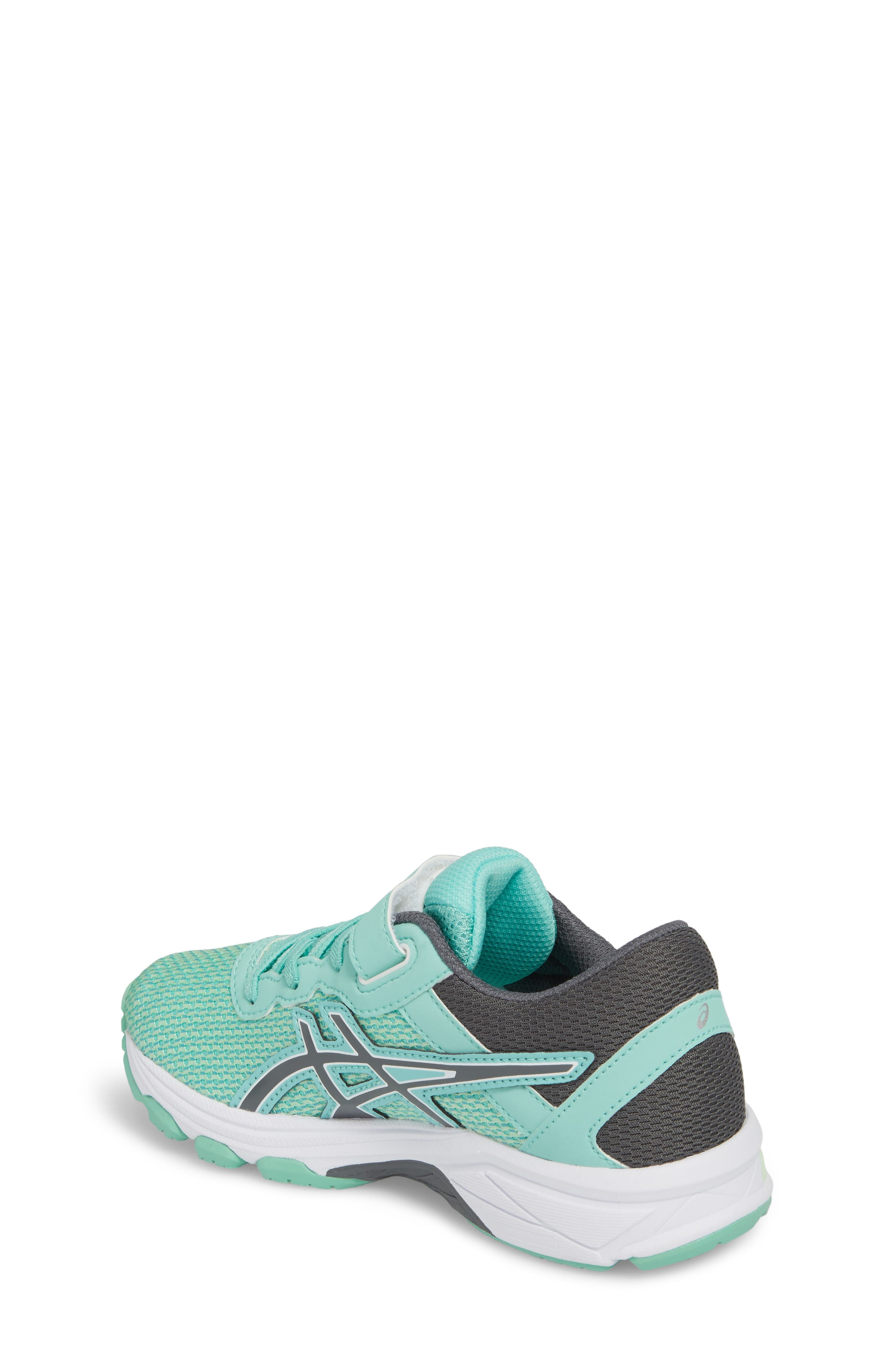 Asics GT-1000<sup>™</sup> 6 PS Sneaker,                             Alternate thumbnail 2, color,                             Carbon/ Opal Green