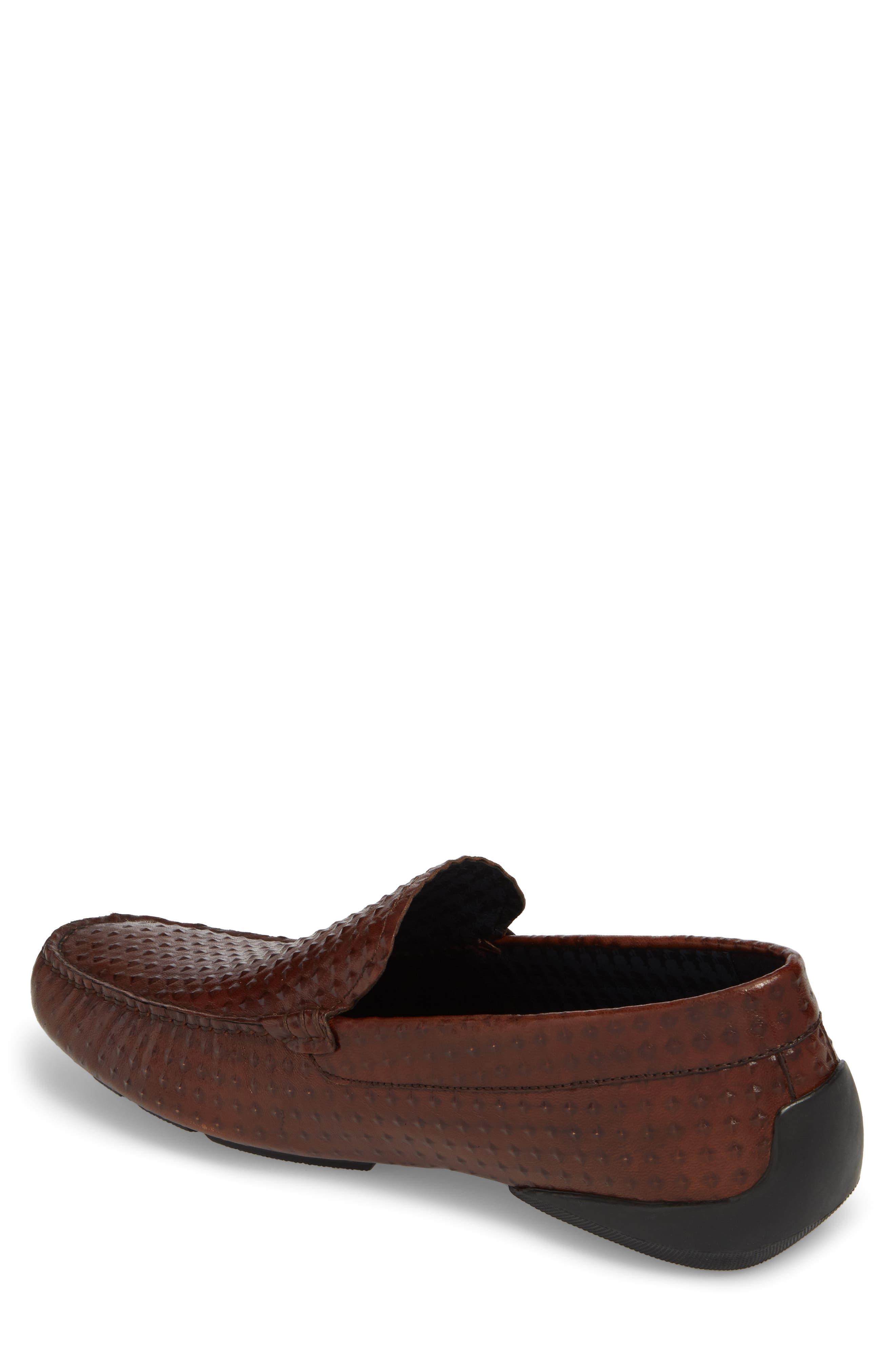 Driving Shoe,                             Alternate thumbnail 2, color,                             Cognac