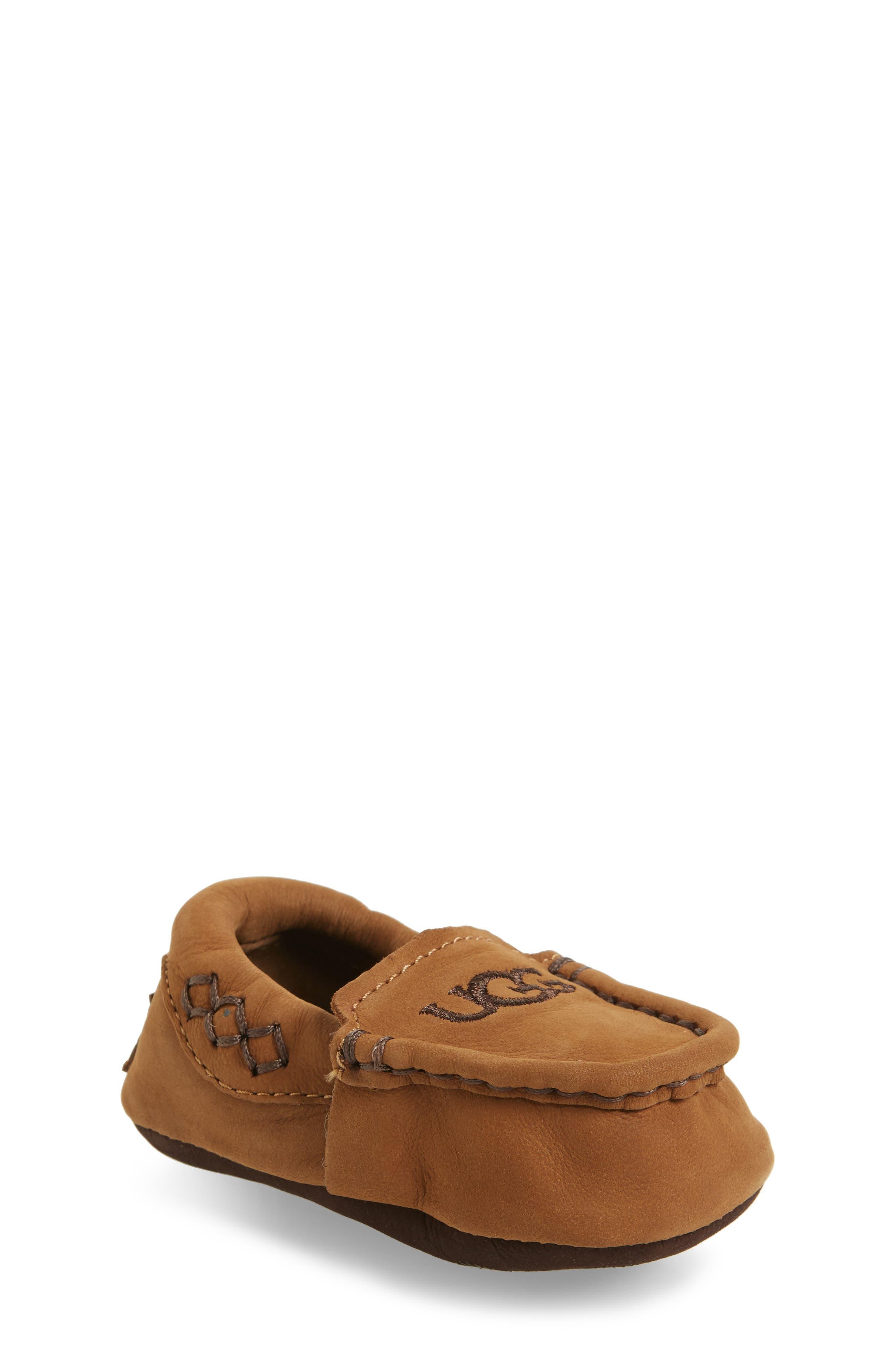 Sivia Loafer,                         Main,                         color, Chestnut