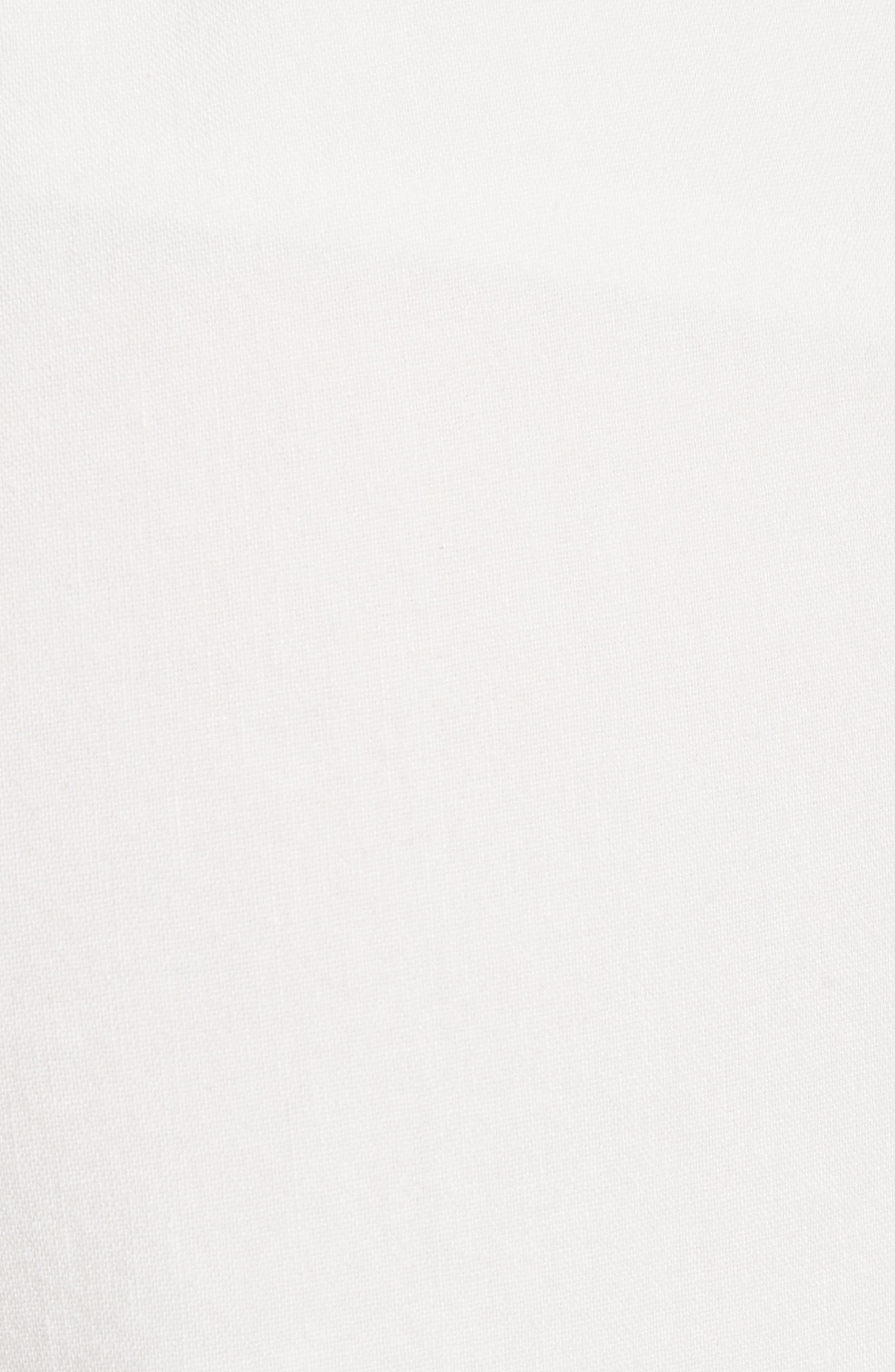 Ezra Petal Pants,                             Alternate thumbnail 5, color,                             Off White