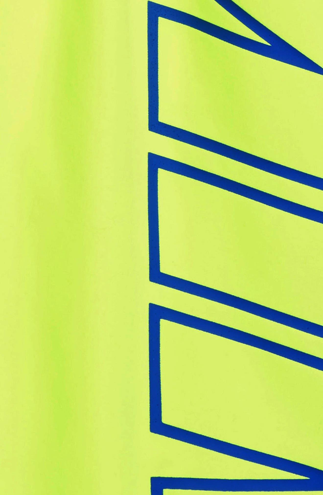 Breaker Volley Shorts,                             Alternate thumbnail 2, color,                             Volt