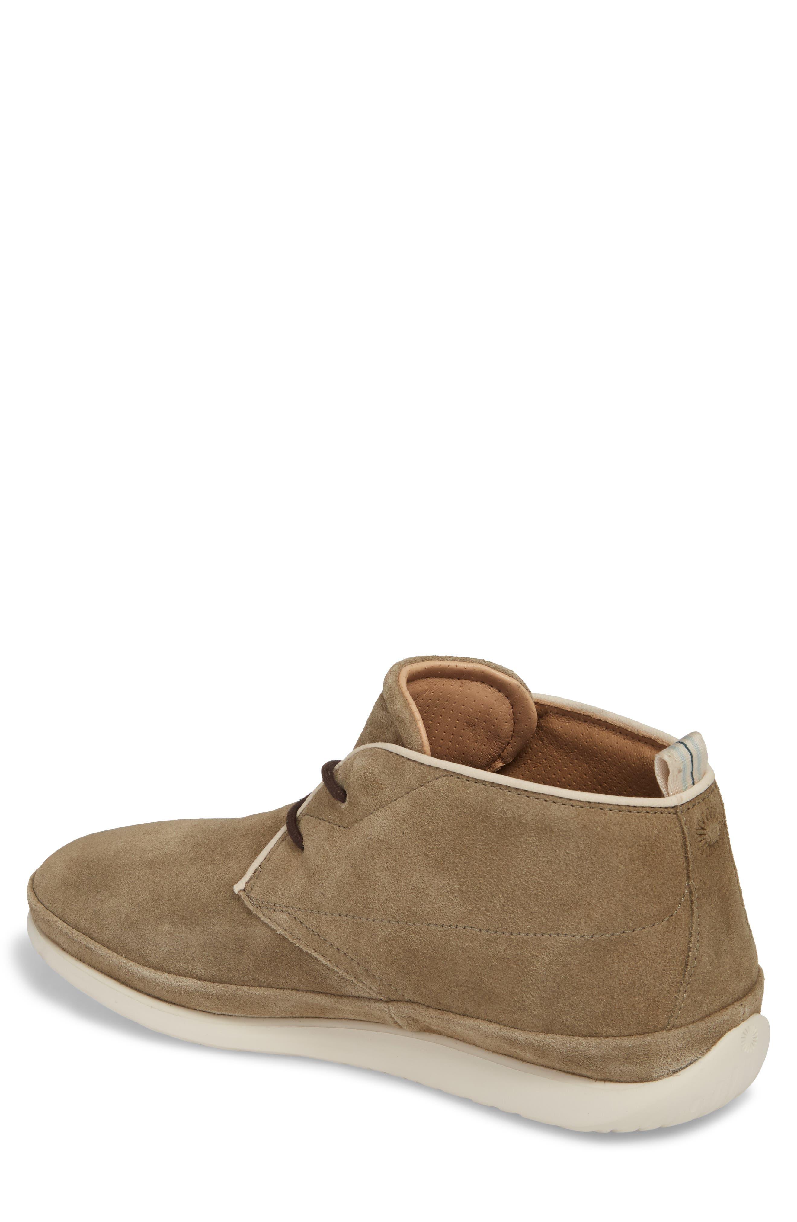 Cali Chukka Boot,                             Alternate thumbnail 2, color,                             Antilope Leather