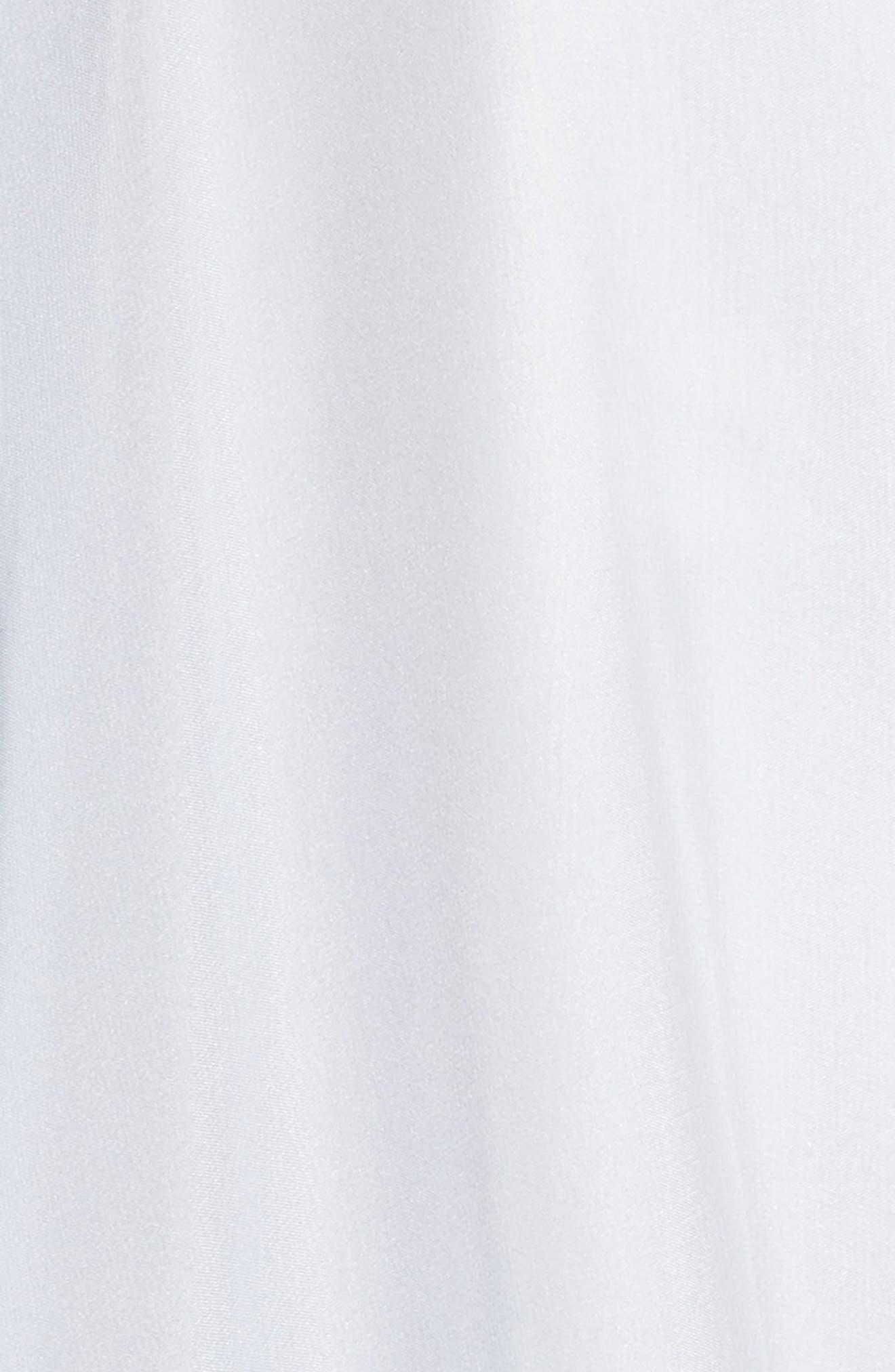 Alternate Image 5  - La Femme Beaded Chiffon Gown