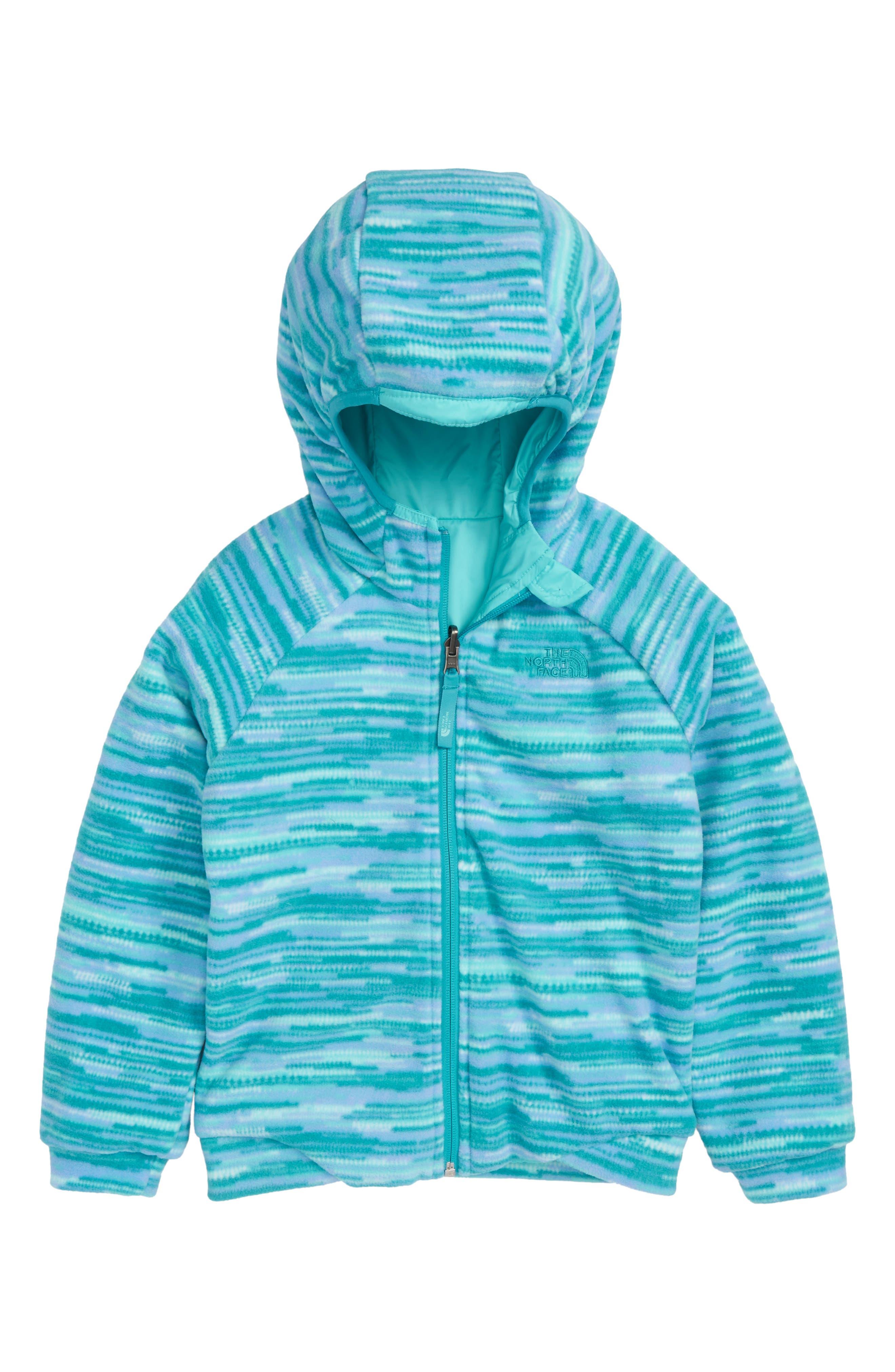 Breezeway Reversible Wind Jacket,                             Alternate thumbnail 2, color,                             Blue Curacao