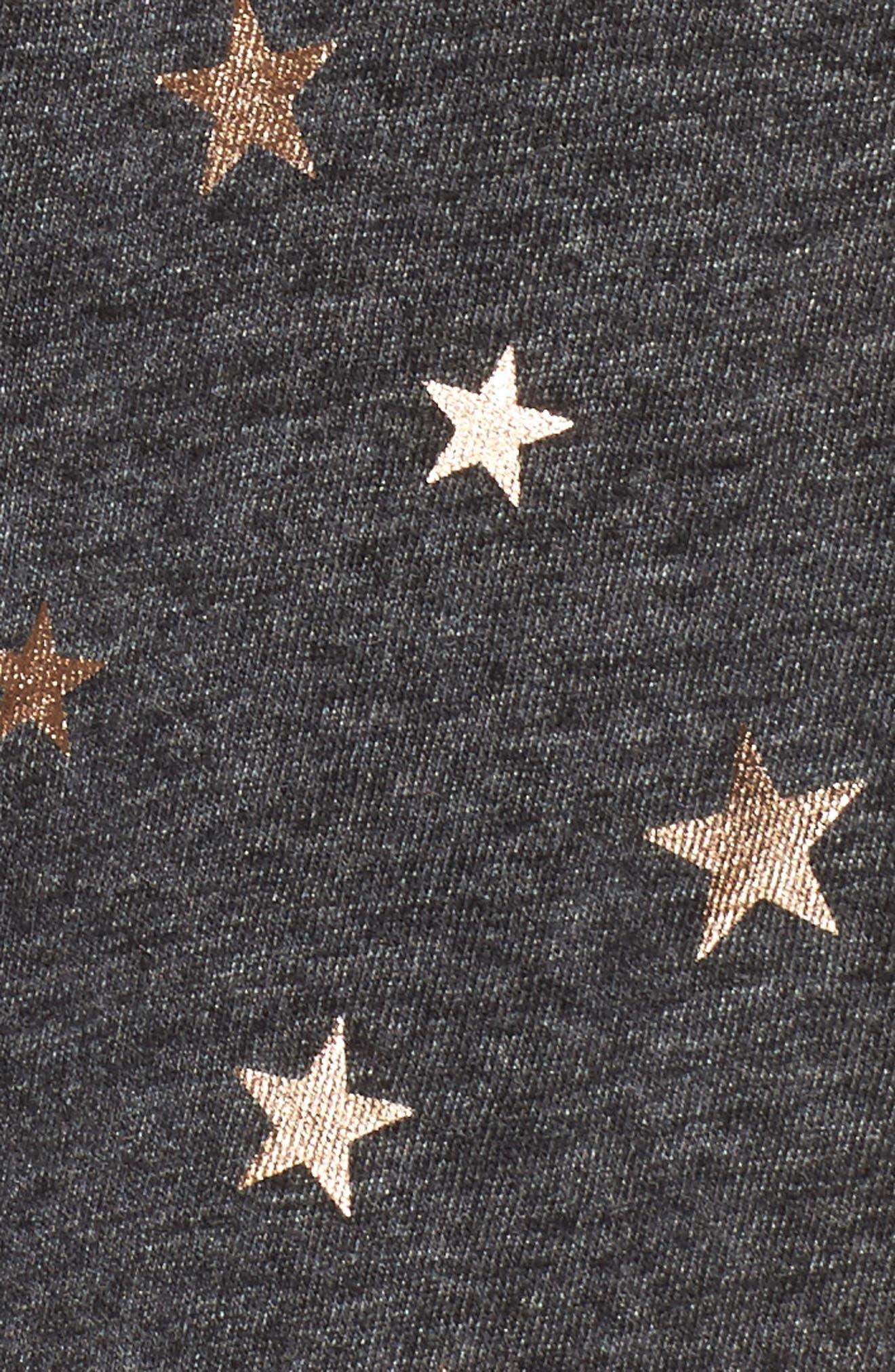 Stars Tank,                             Alternate thumbnail 6, color,                             Vintage Black