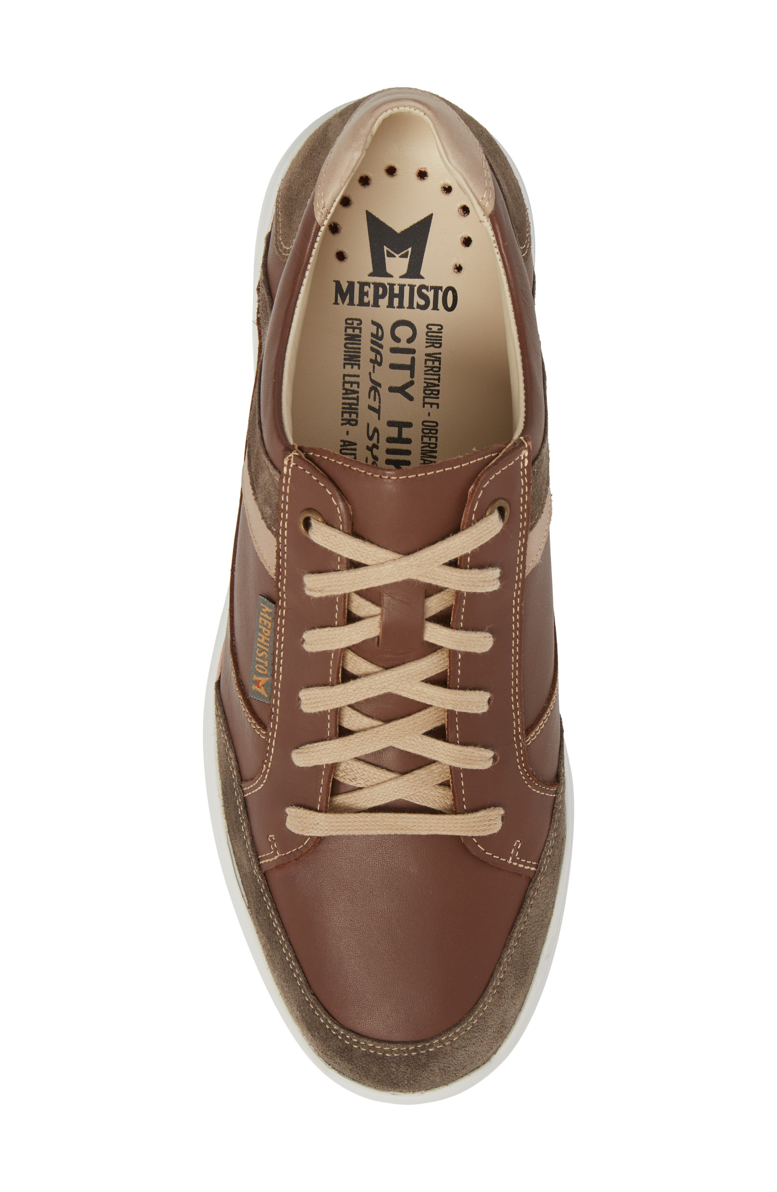 'Frank GoWing' Sneaker,                             Alternate thumbnail 5, color,                             Dark Taupe