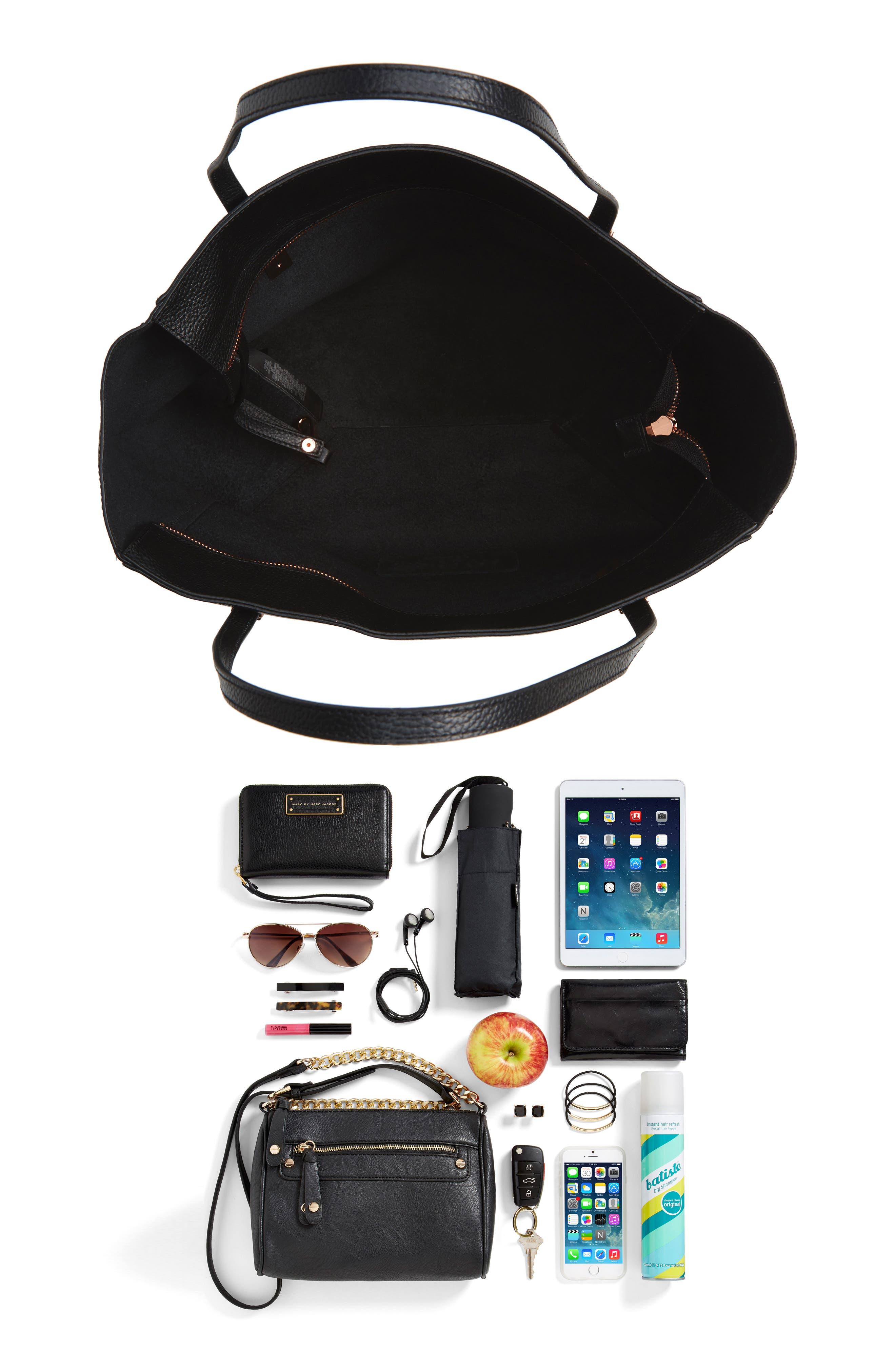 Alternate Image 6  - Ted Baker London Sarahh Leather Shopper