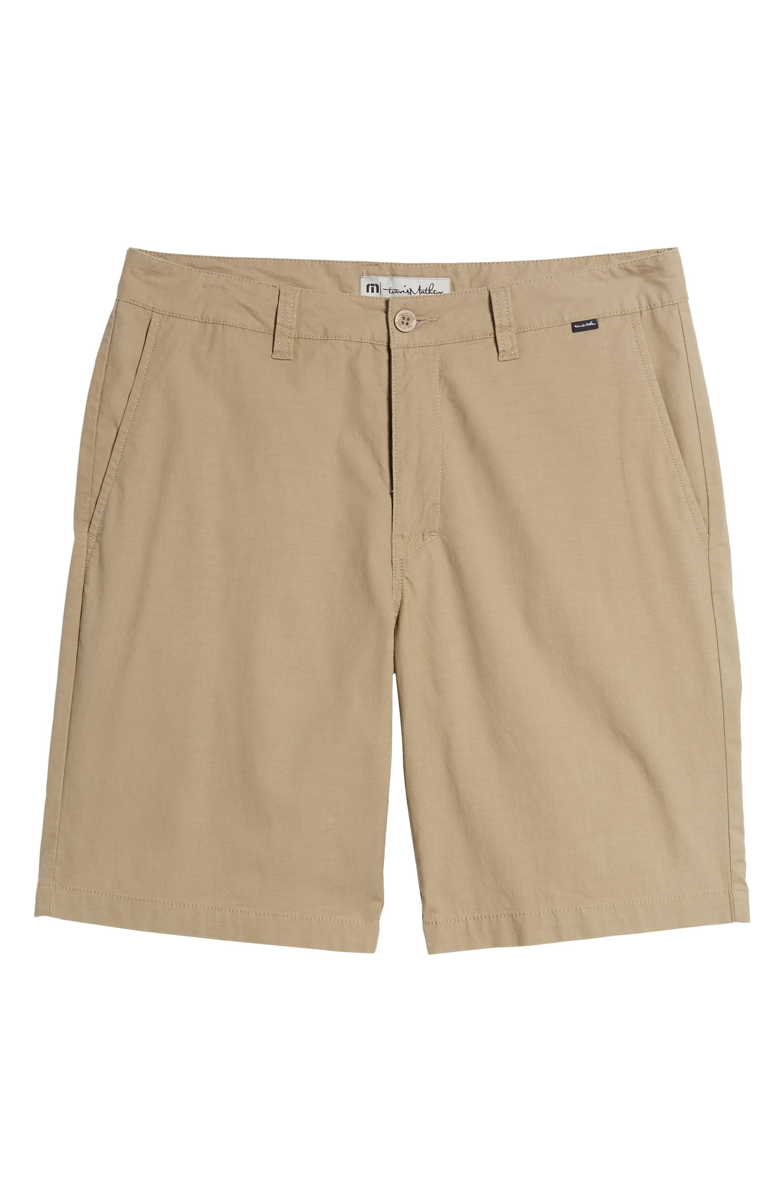 Huntington Shorts,                             Alternate thumbnail 6, color,                             Khaki