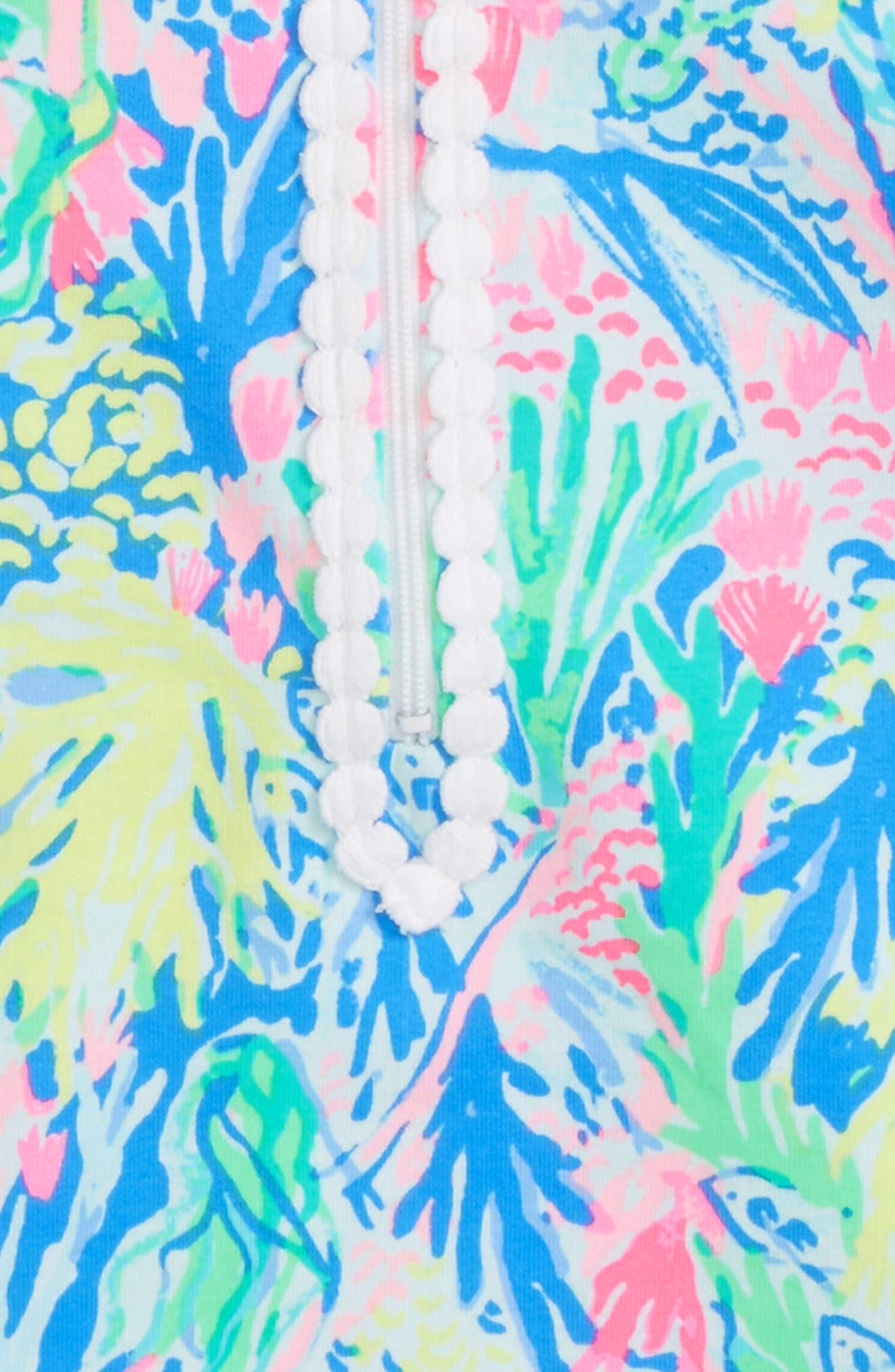 Little Skipper Pullover,                             Alternate thumbnail 2, color,                             Multi Mermaids Cove