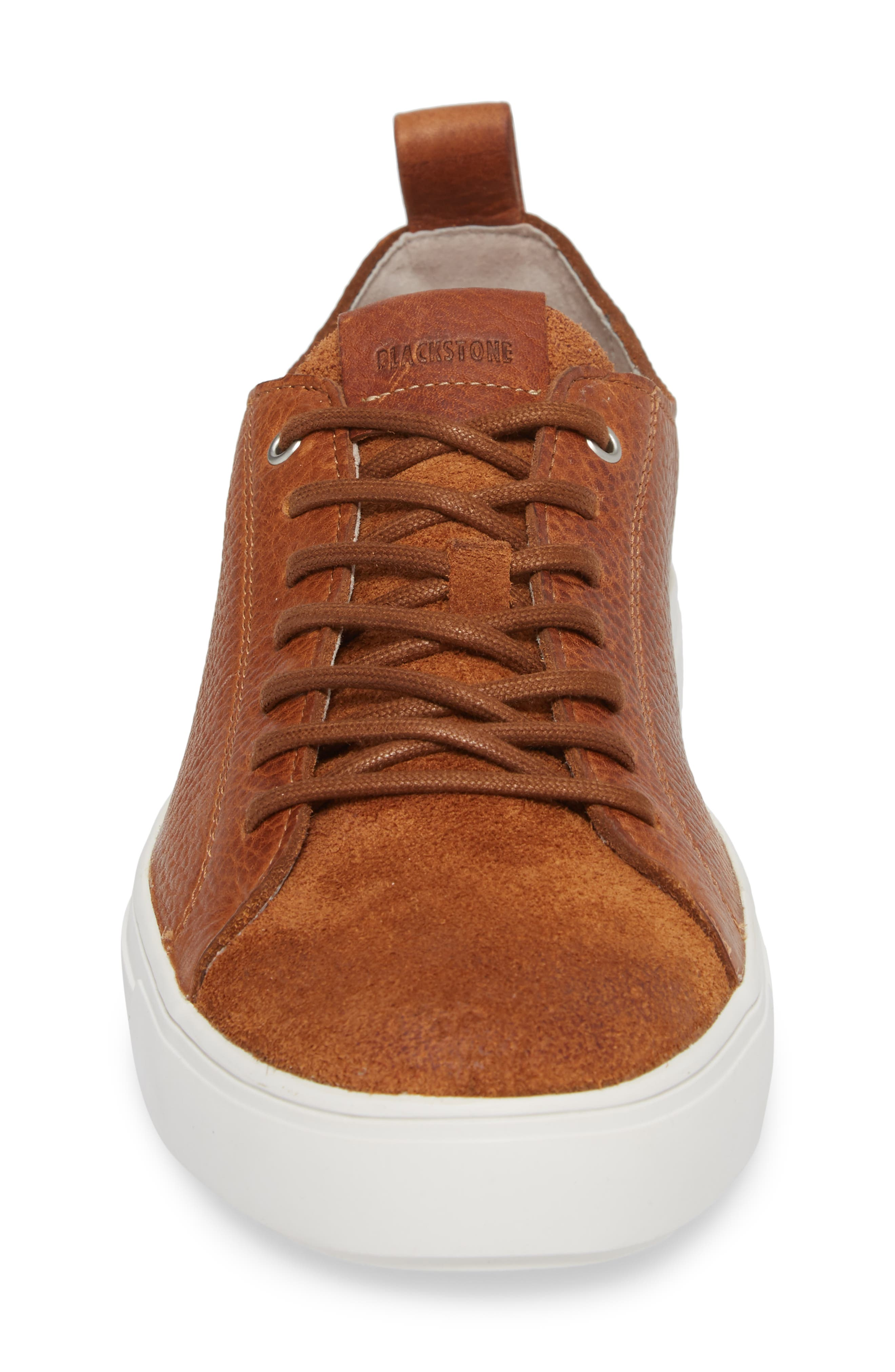 PM46 Low Top Sneaker,                             Alternate thumbnail 4, color,                             Cuoio Leather