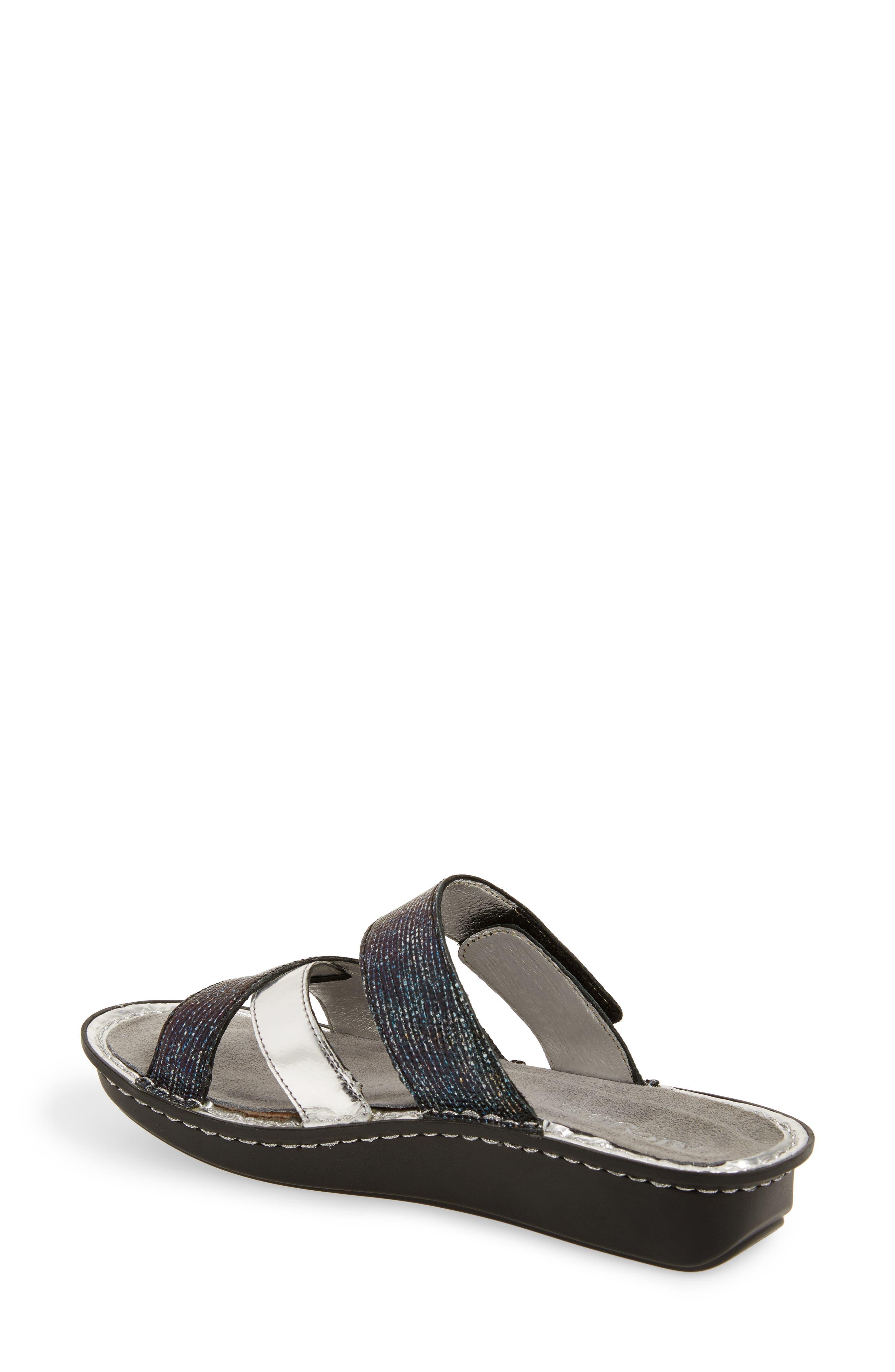 by PG Lite Victoriah Slide Sandal,                             Alternate thumbnail 2, color,                             Glimmer Glam Leather