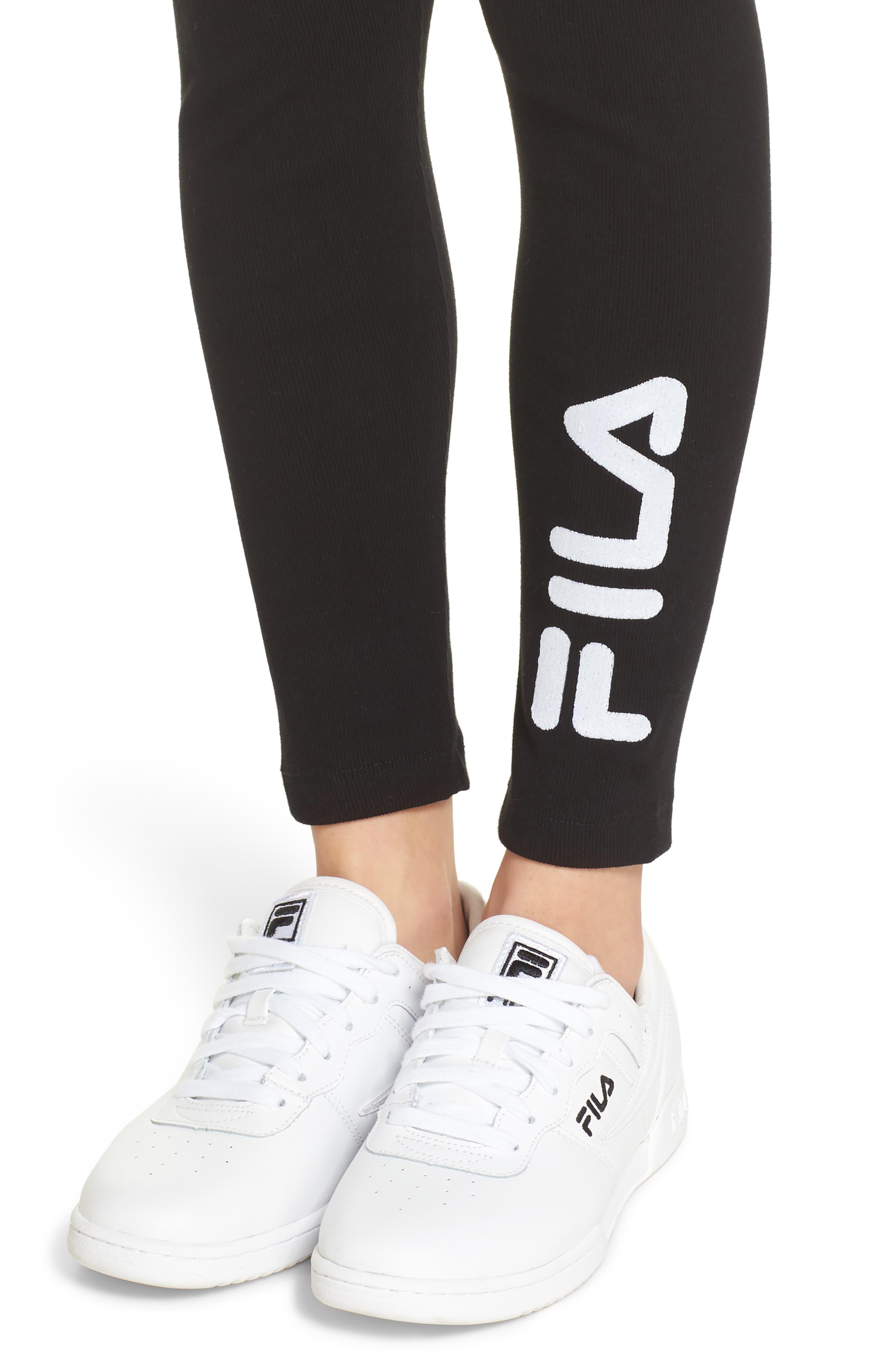 Alternate Image 4  - FILA Adele Leggings