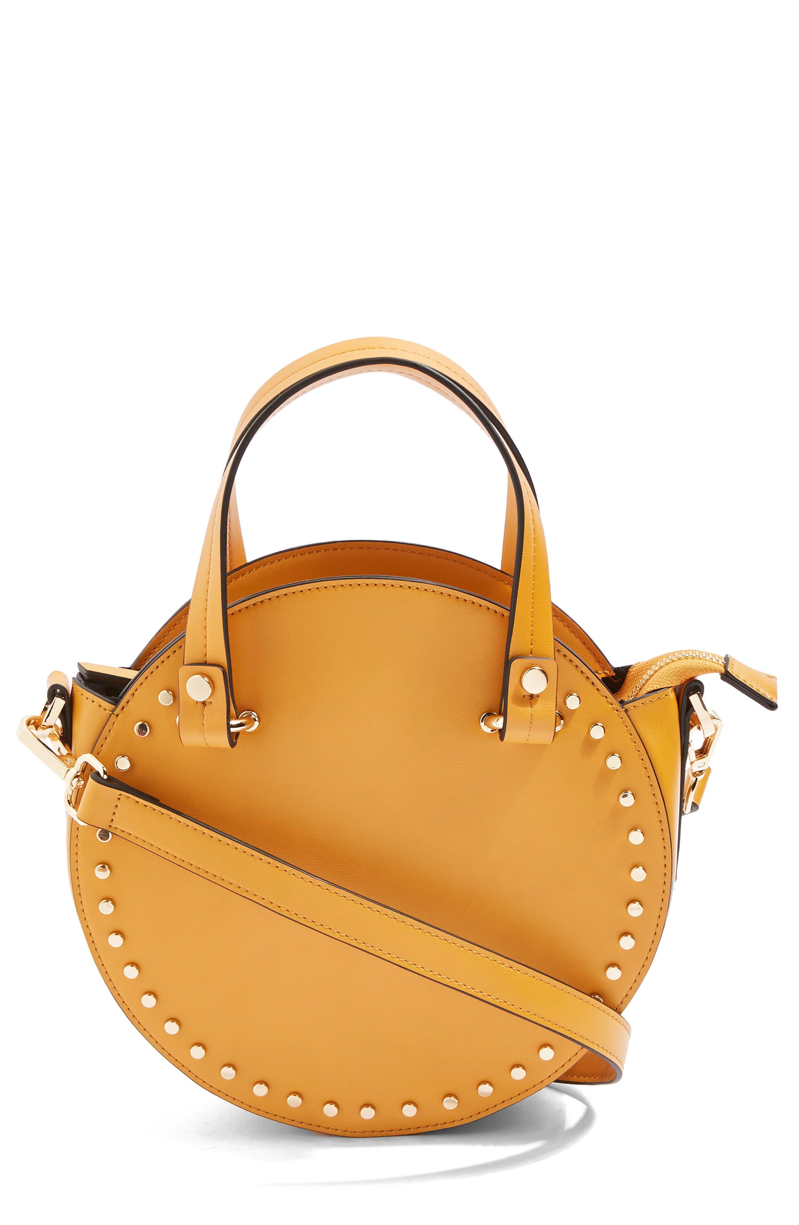 Main Image - Topshop Taylor Circle Stud Tote Bag