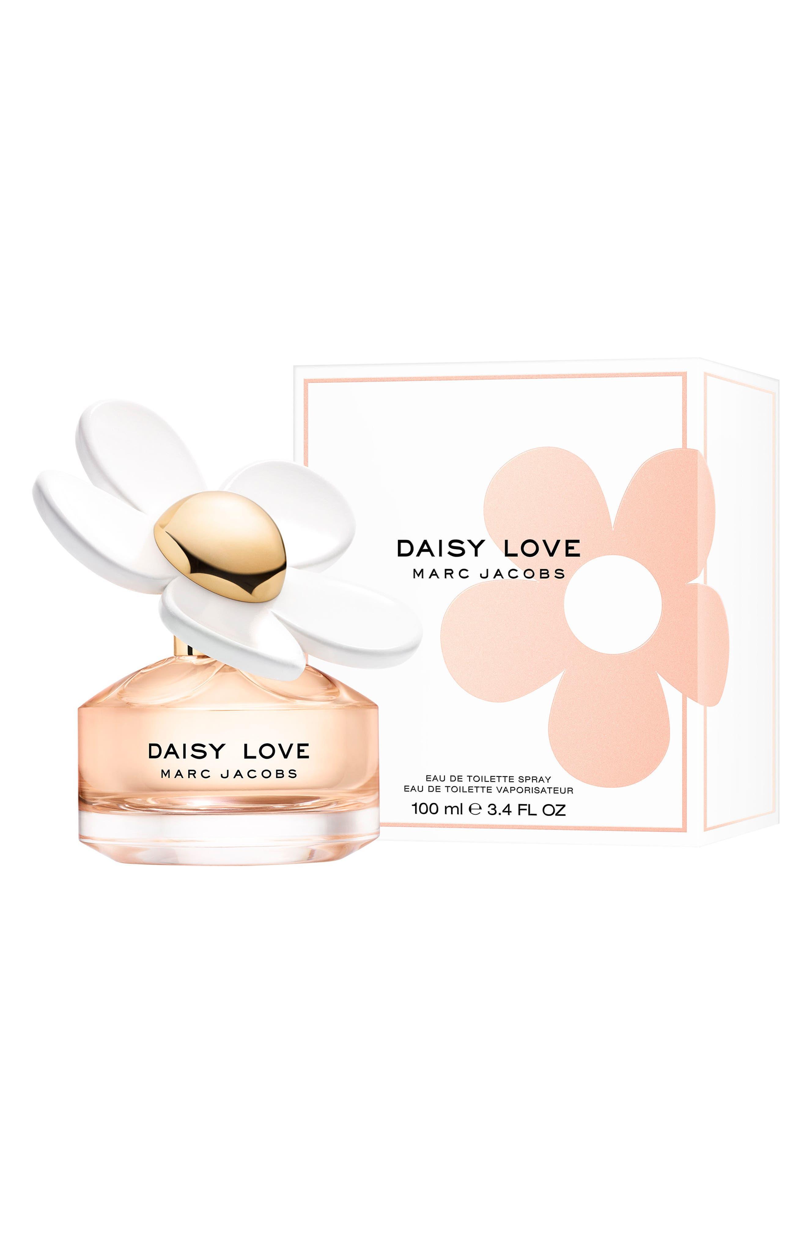 Daisy Love Eau de Toilette,                             Alternate thumbnail 3, color,                             No Color