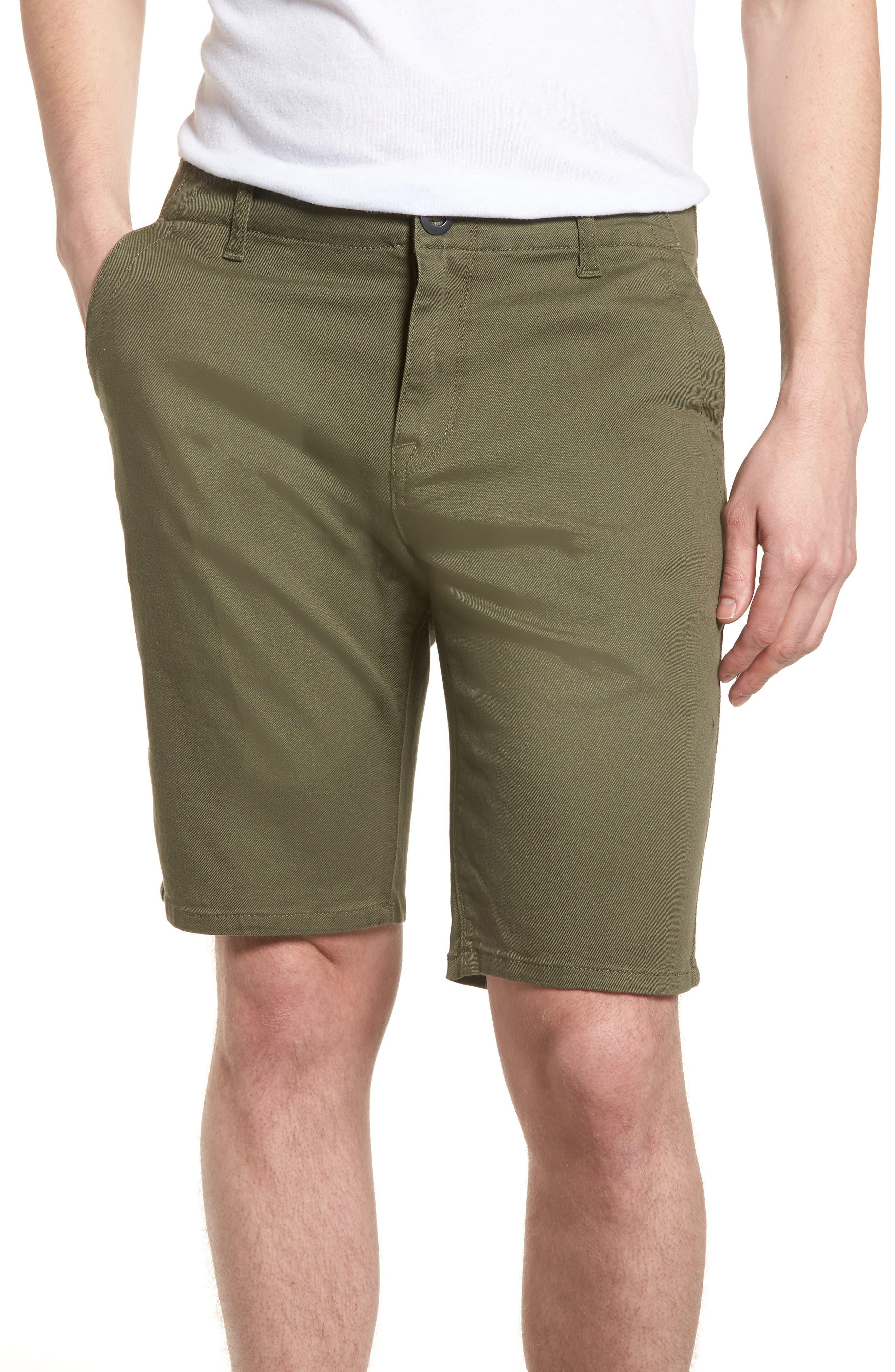VSM Prowler Shorts,                             Main thumbnail 1, color,                             Military