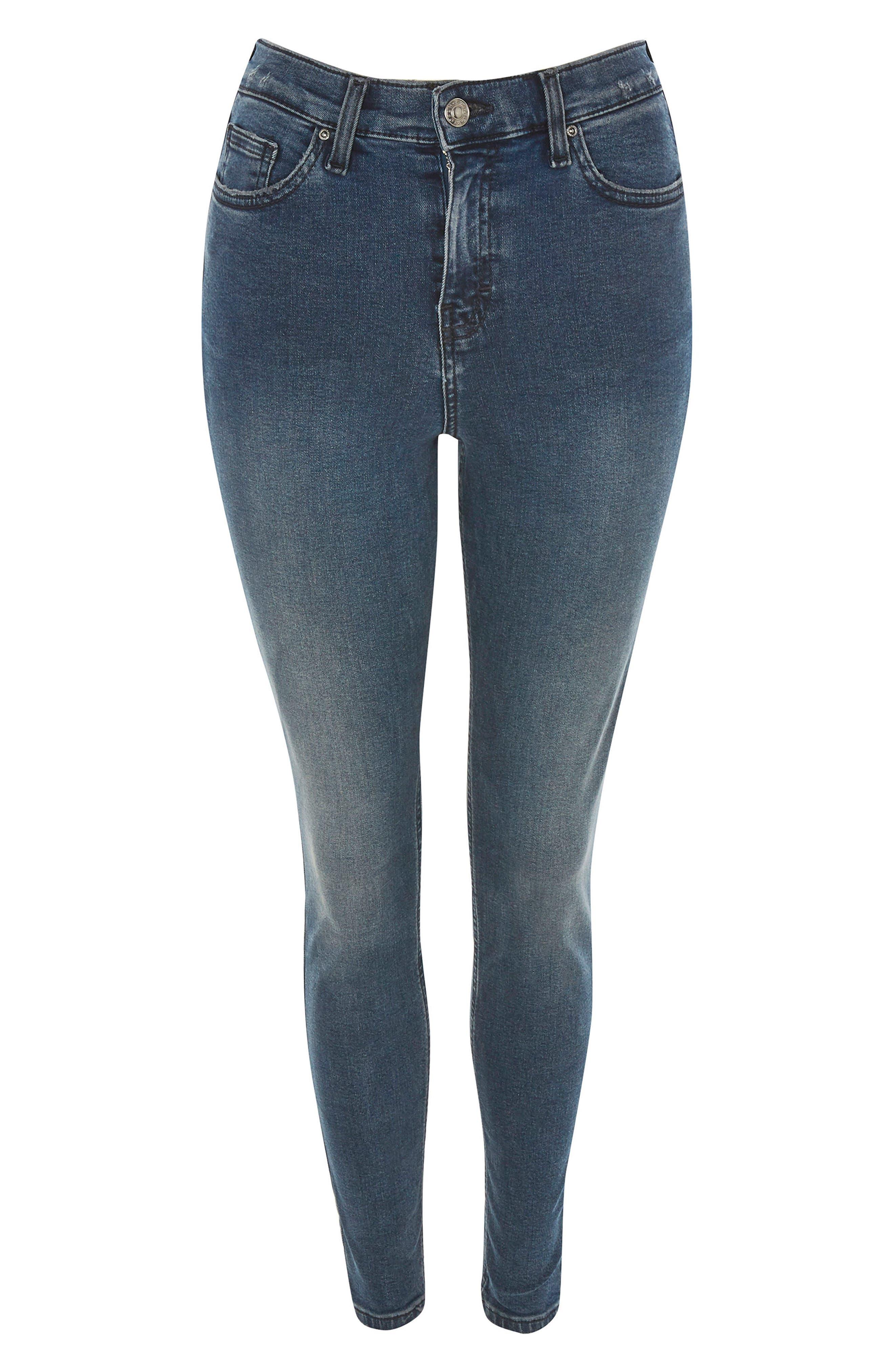 Jamie Jeans,                             Alternate thumbnail 4, color,                             Smokey Blue